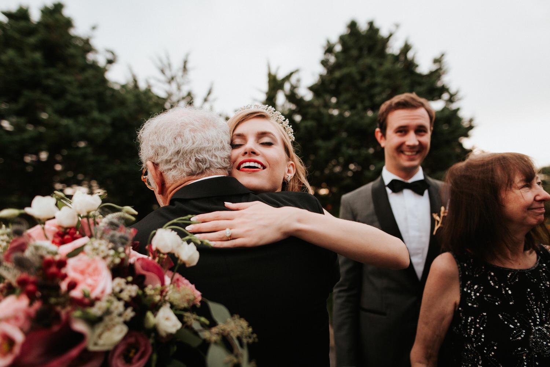 Eolia Mansion glamour wedding reception