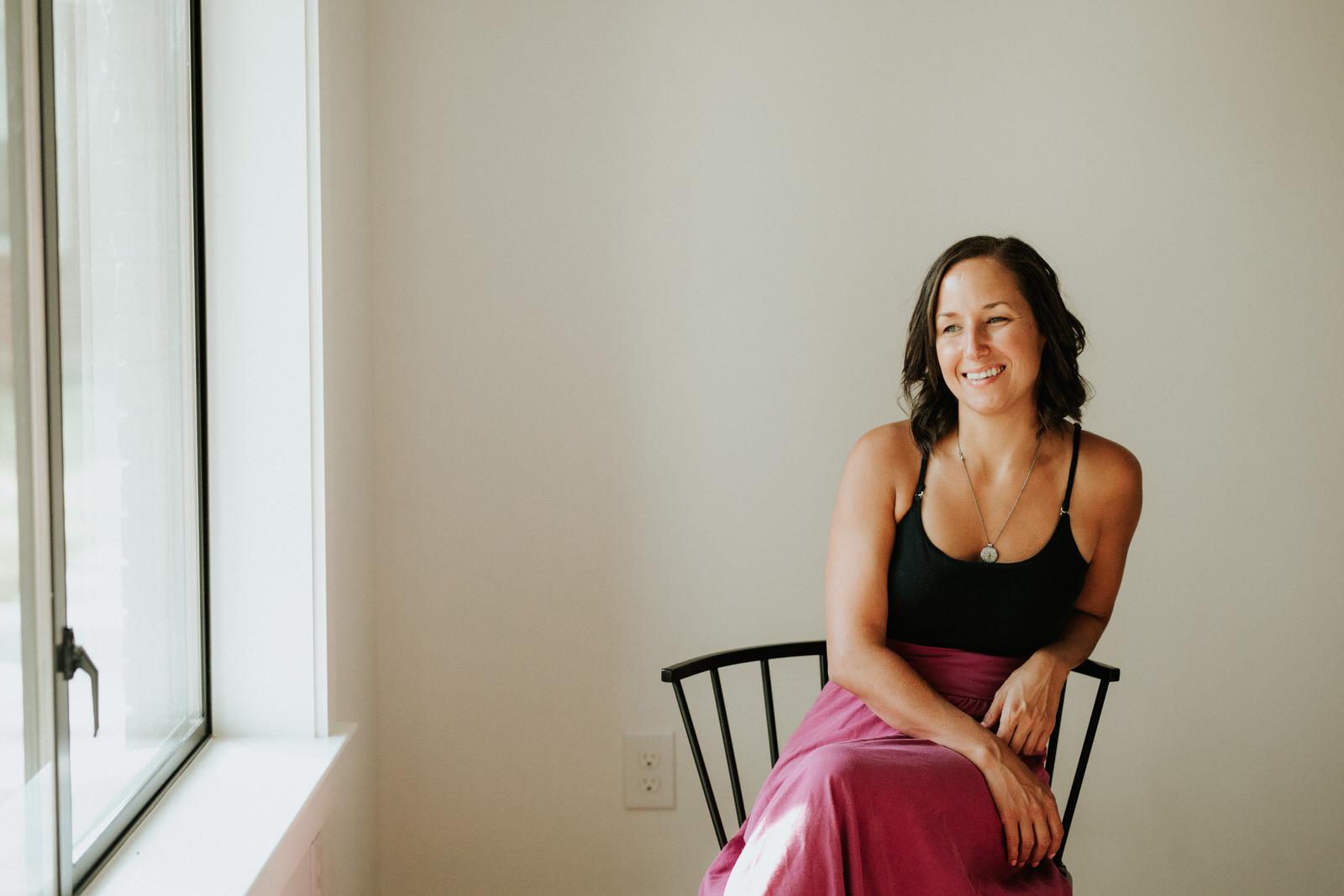 Austin small business photo shoot with Kassy Maloney