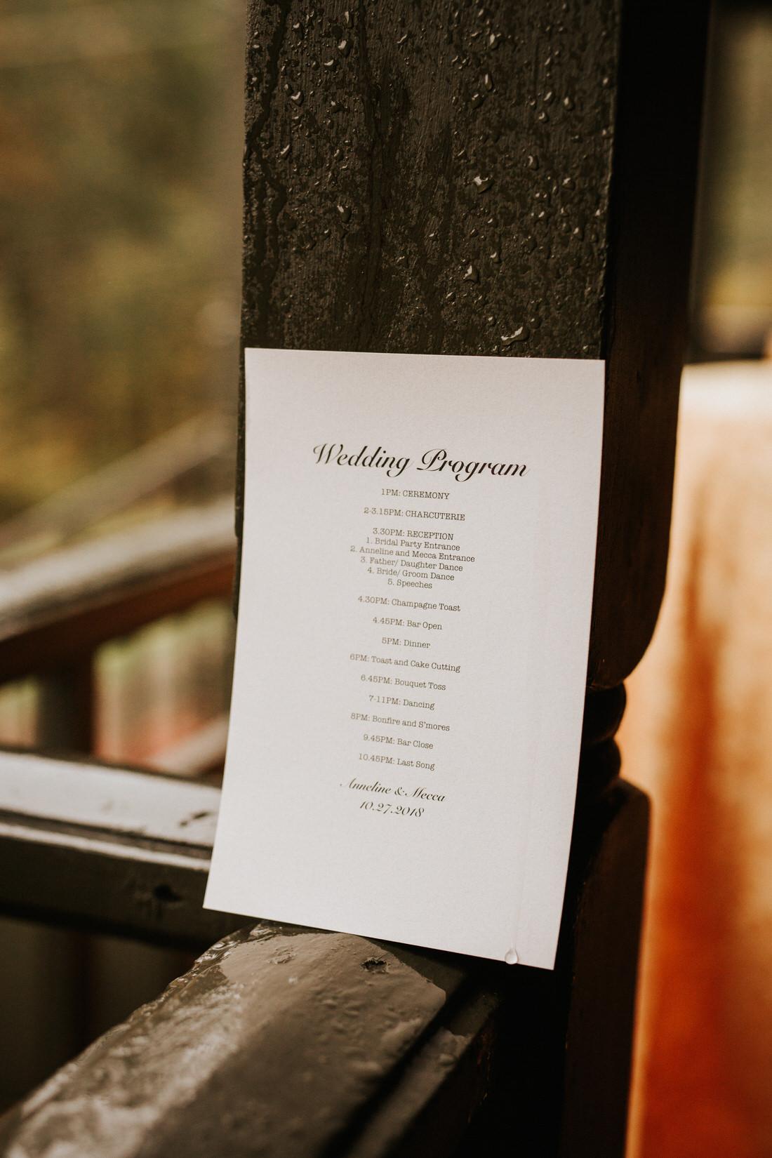 Upstate New York Catskills wedding photography