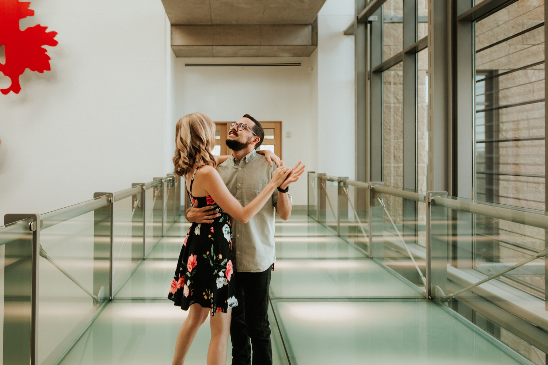 Austin Central Library Engagement - Diana Ascarrunz Photography-31.jpg