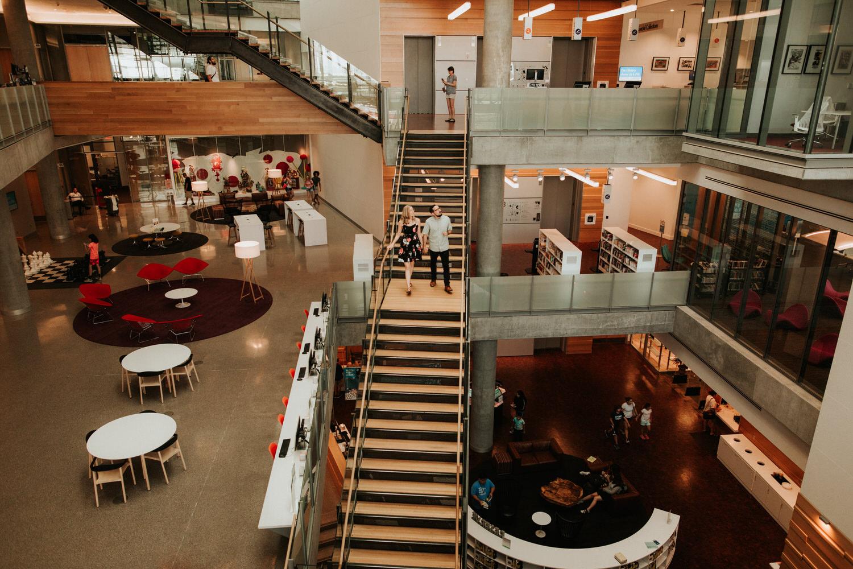 Austin Central Library Engagement - Diana Ascarrunz Photography-36.jpg