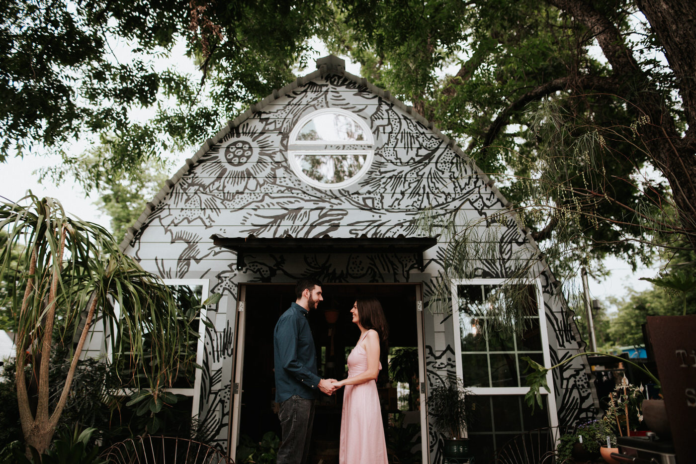 East Austin Engagement - Diana Ascarrrunz Photography -103.jpg