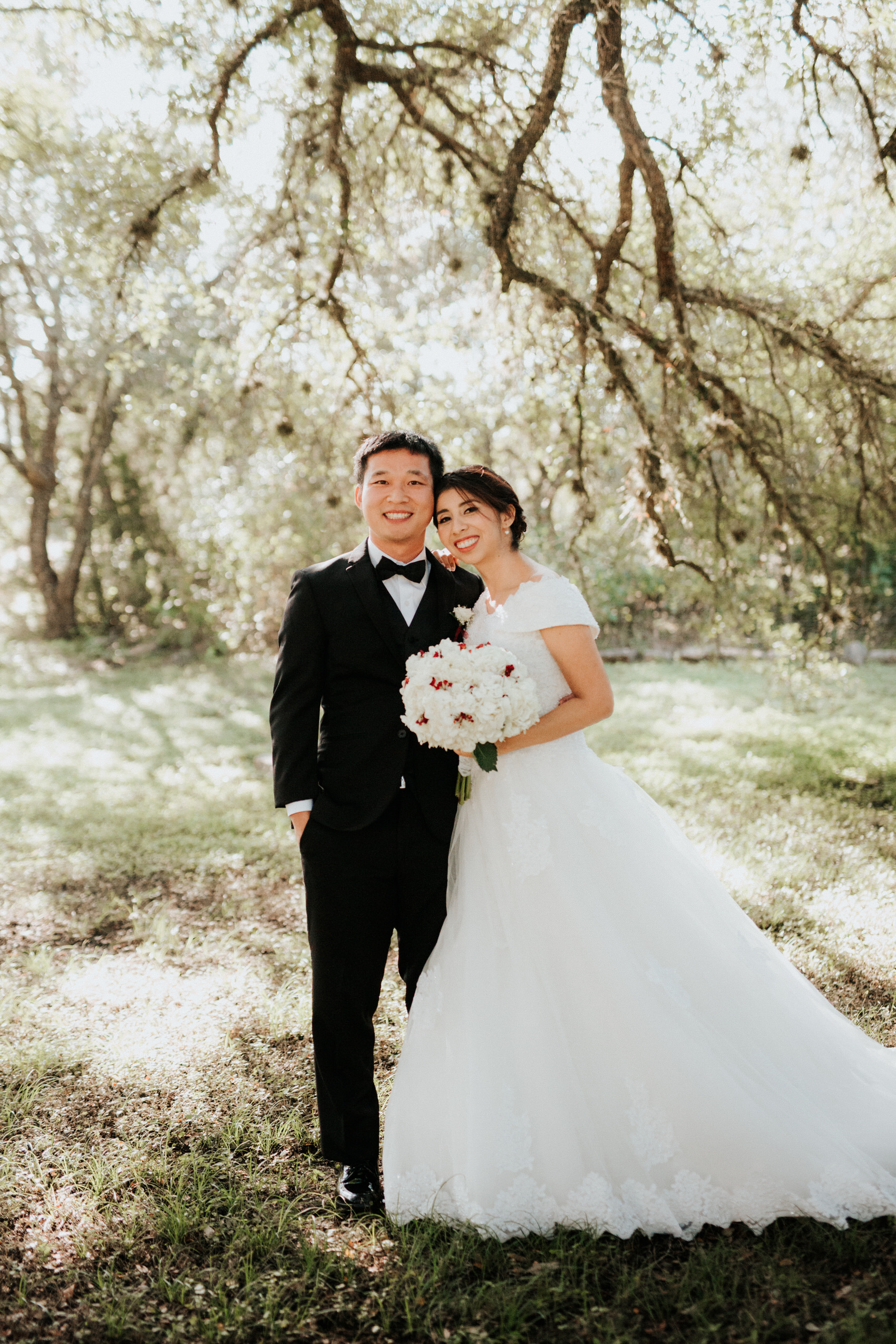 Austin Driftwood wedding