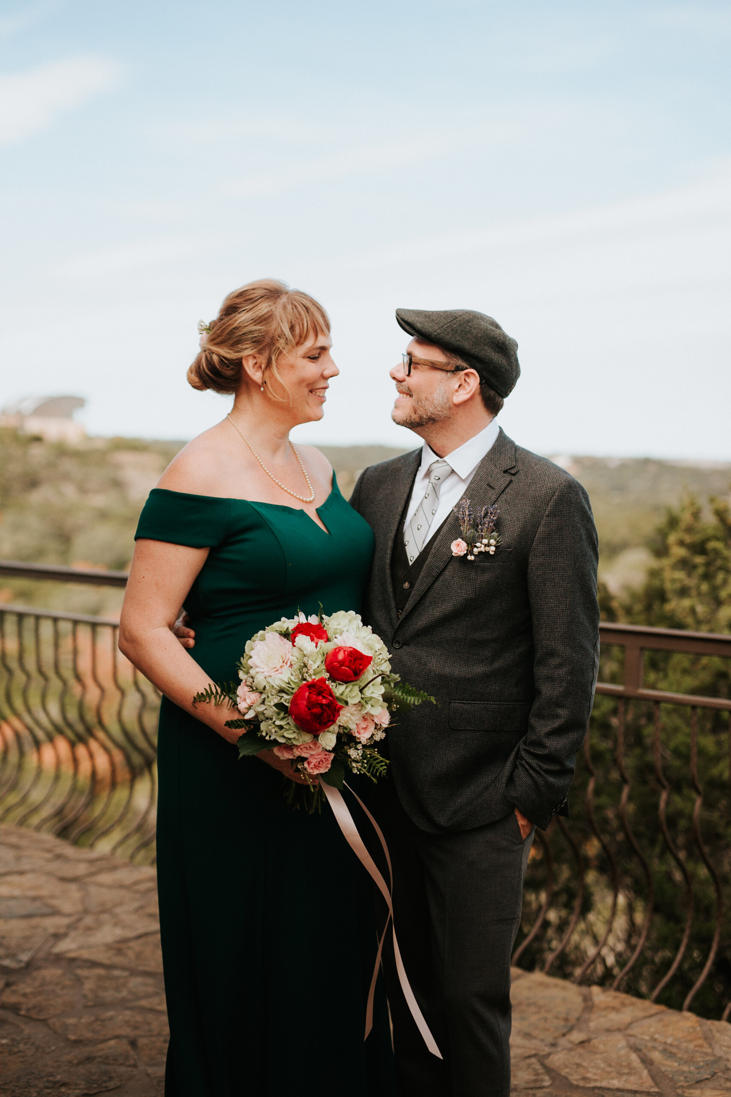 Austin wedding at Chapel Dulcinea