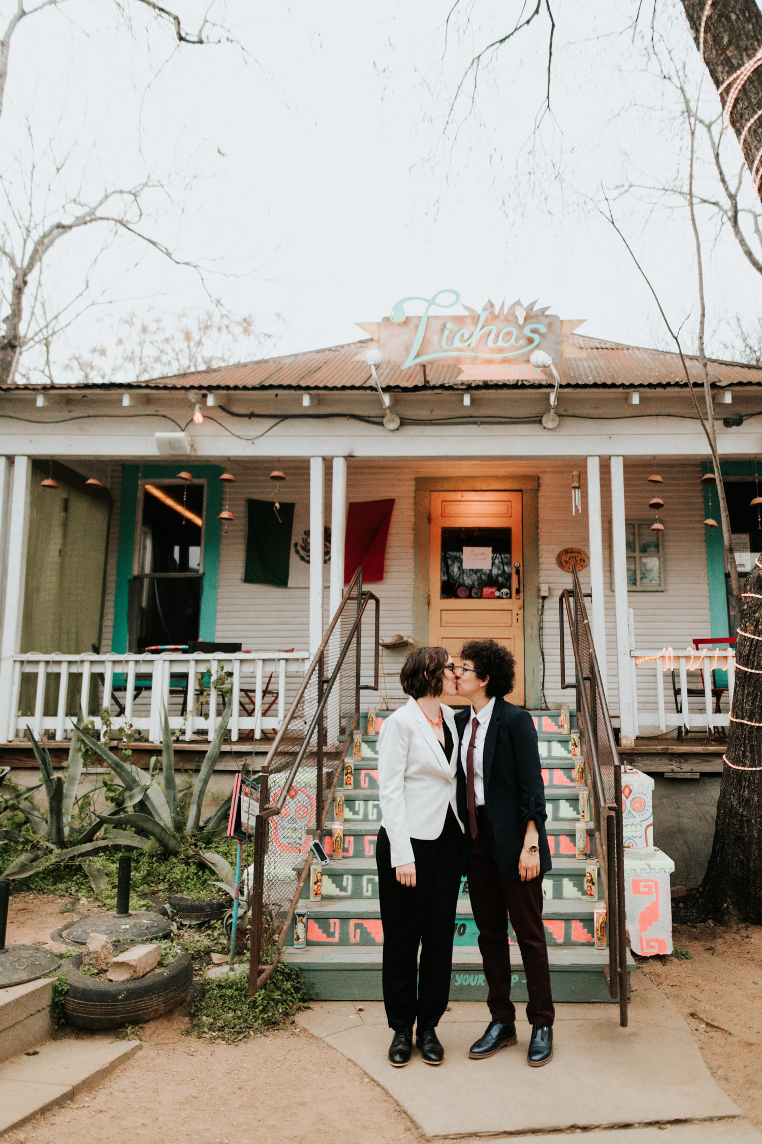 Austin Casa De Luz wedding
