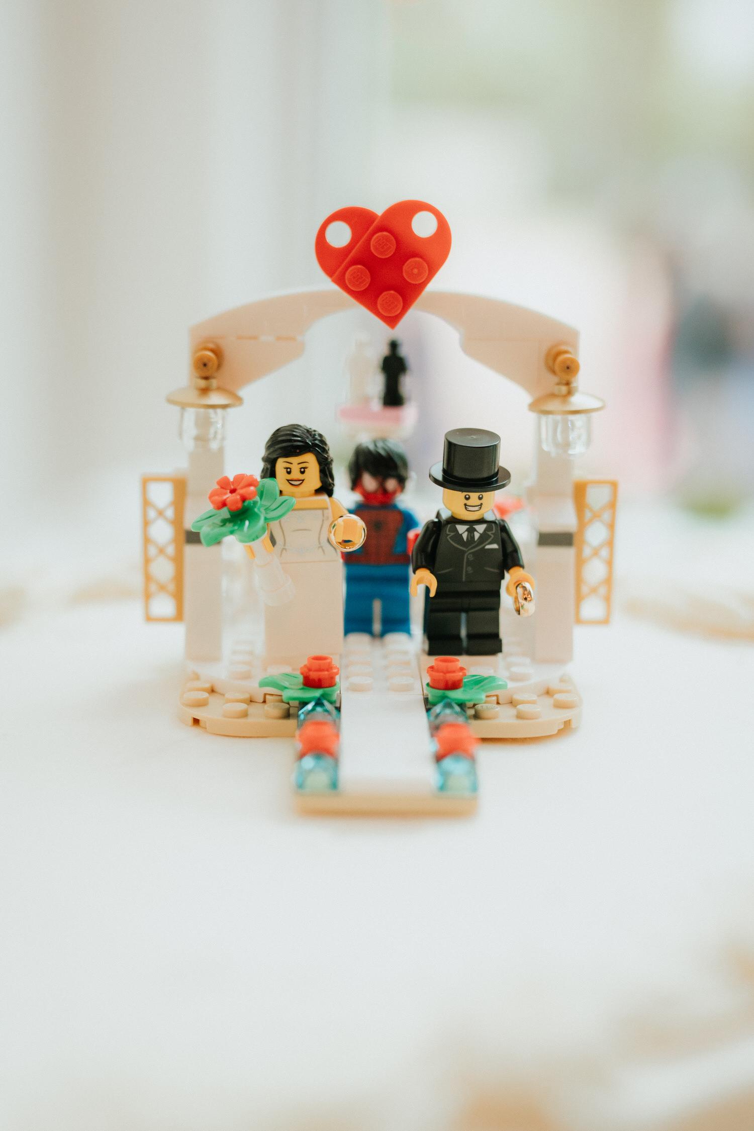Austin Springdale Station Wedding