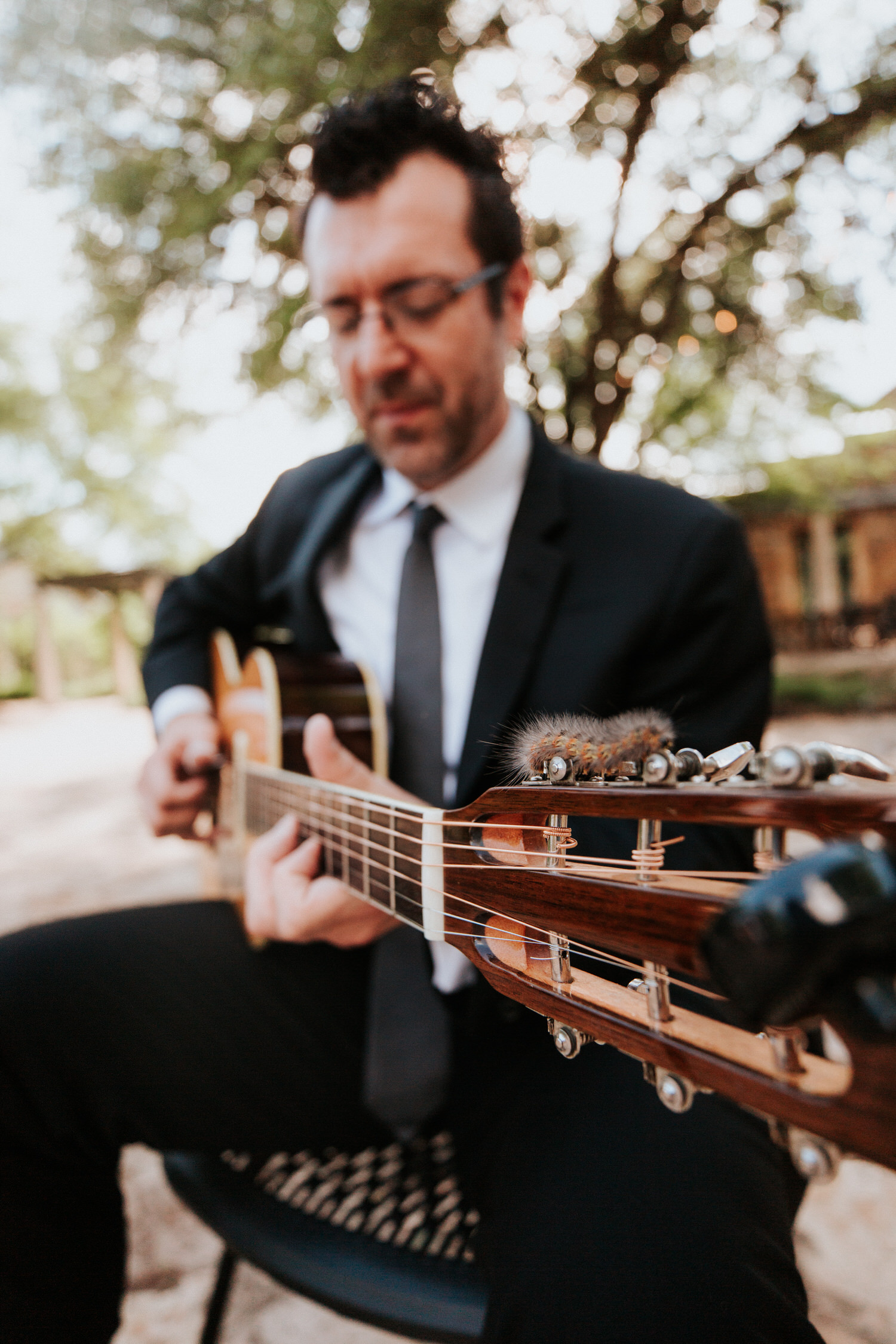 Wildflower Center wedding photography