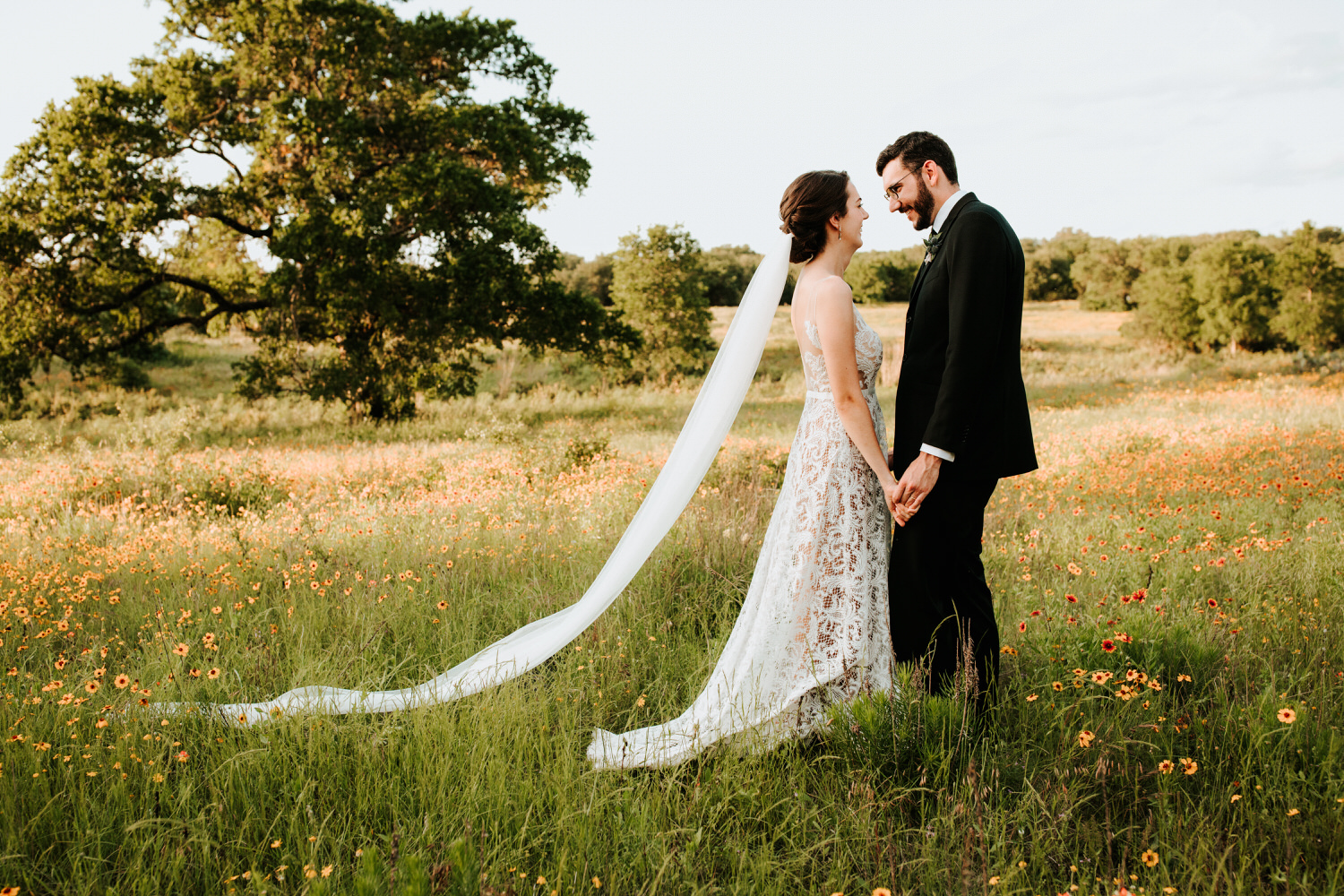 Austin Wildflower Center Wedding photography