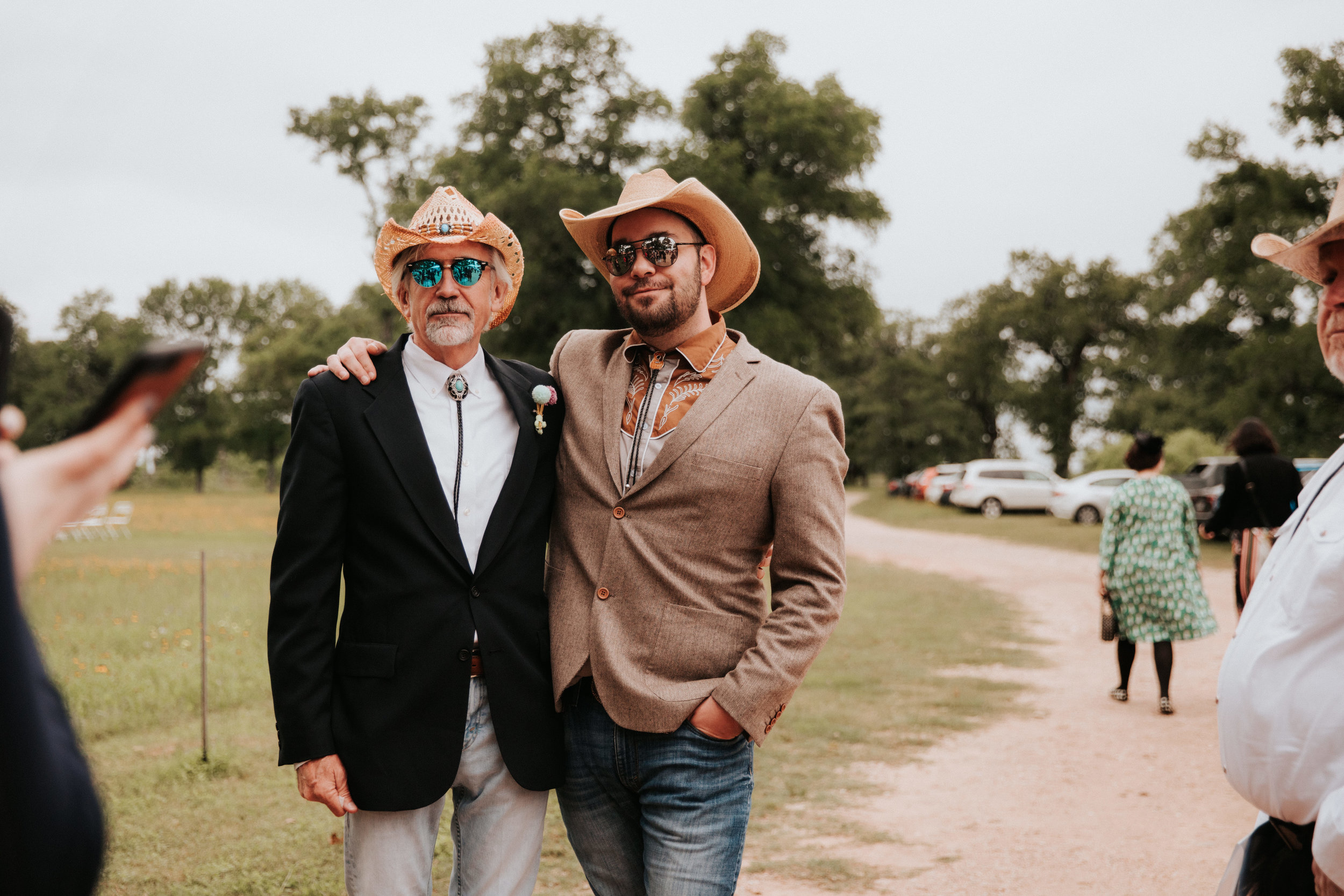 DIY Austin wedding // Tiny T Ranch wedding
