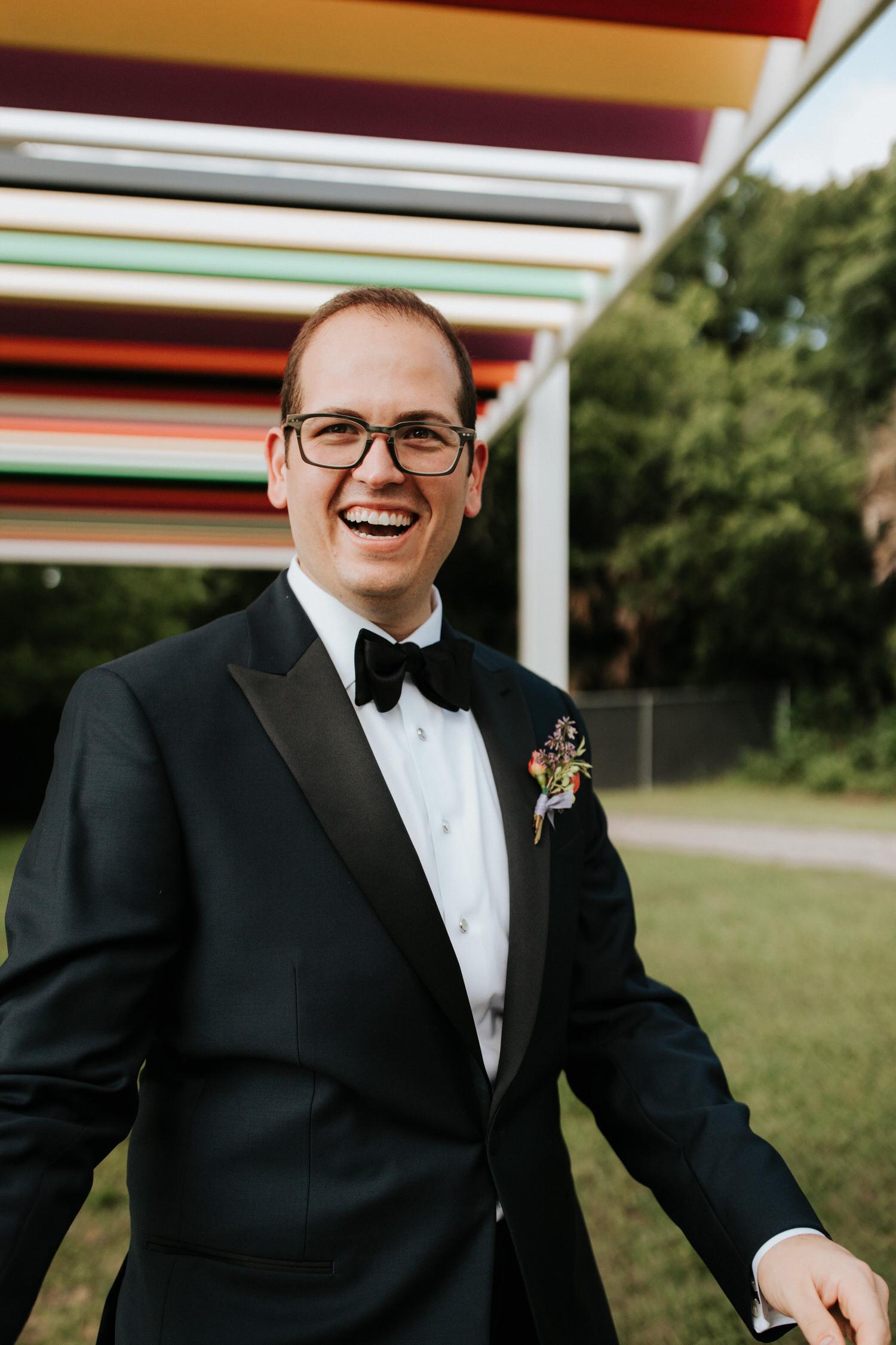 Austin Laguna Gloria wedding