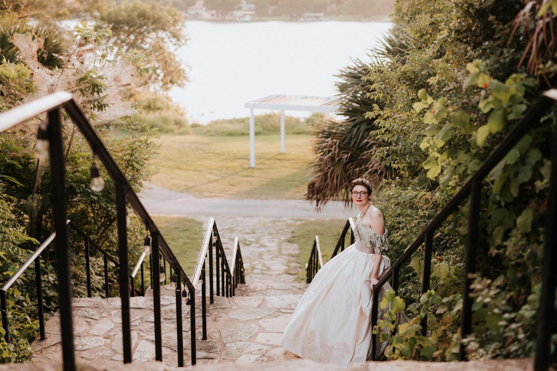 Laguna Gloria wedding photographer