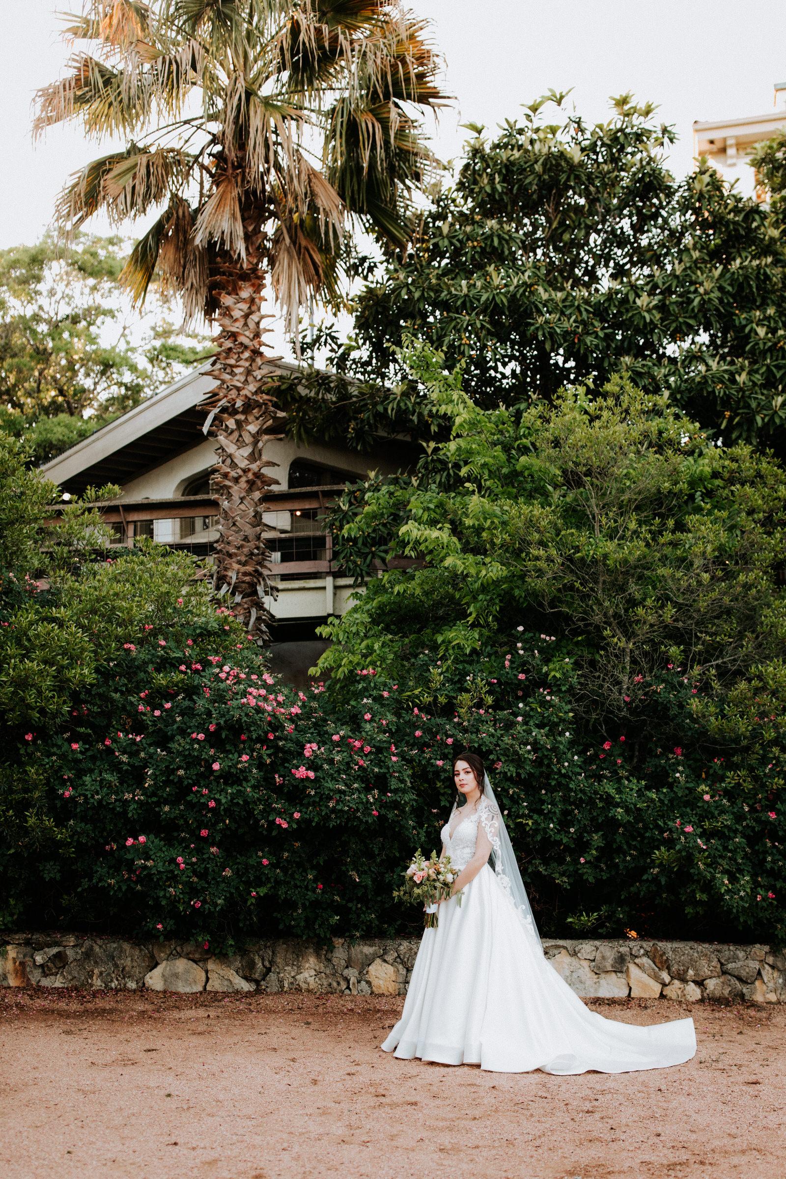 Villa Antonia wedding photography