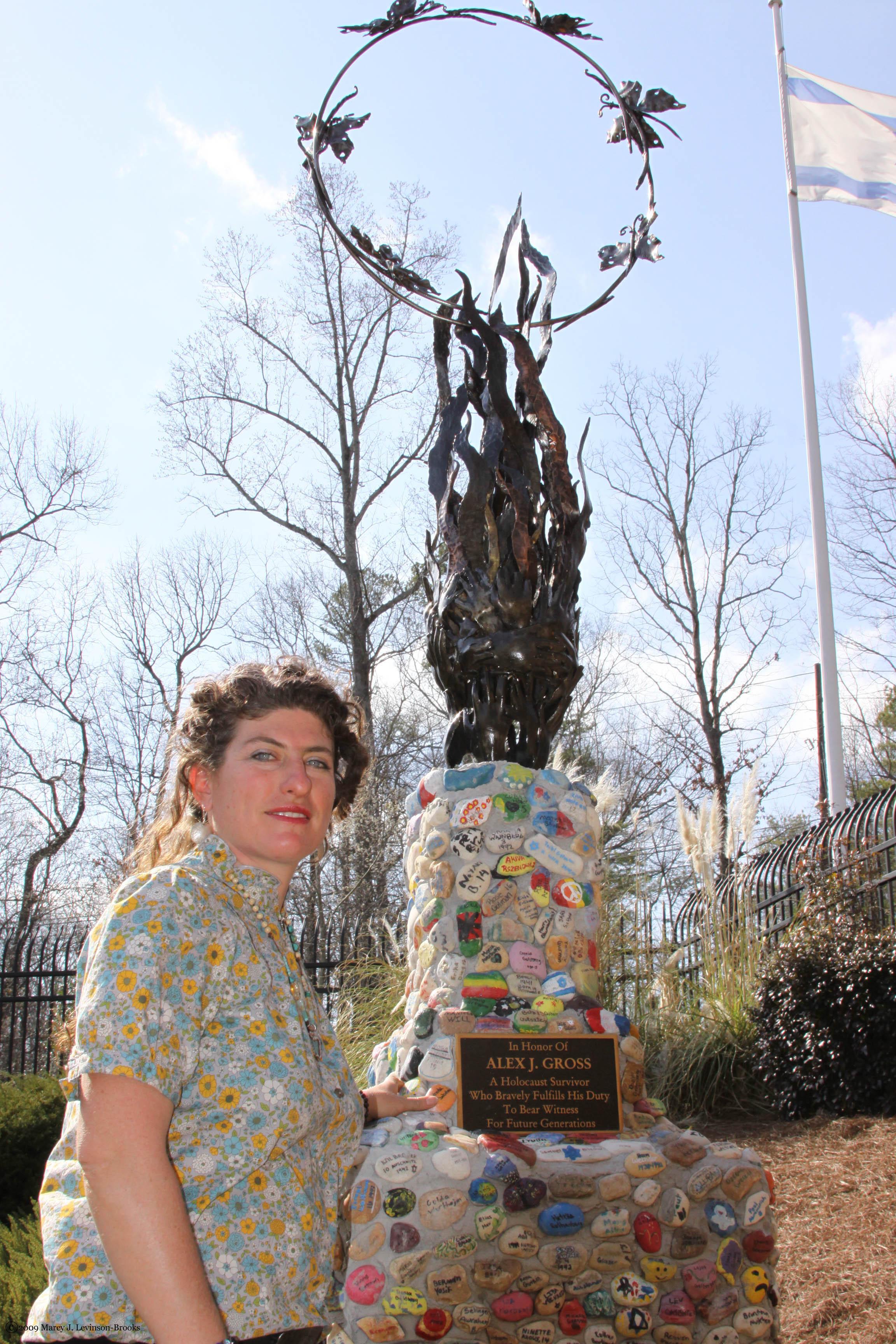 Holocaust Memorial- with Corrina copy.jpg