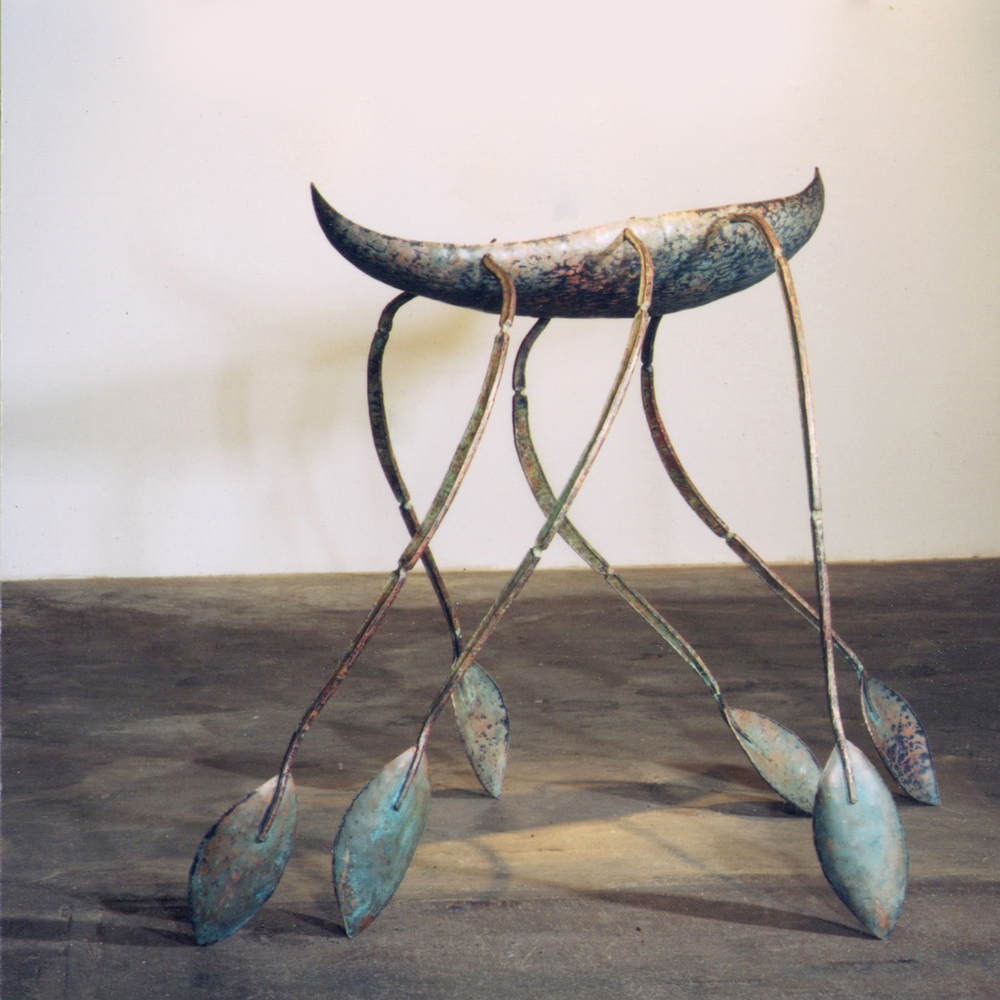 Walking Boat, 2003