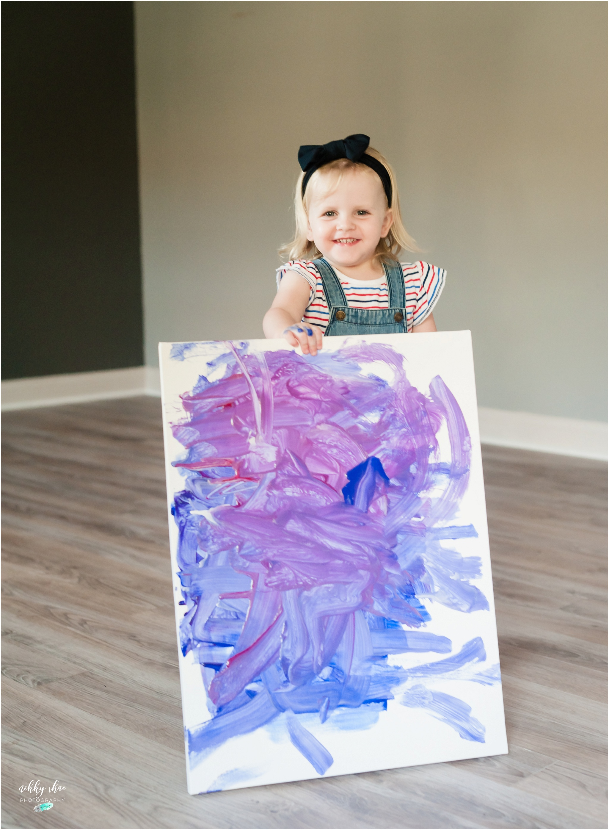 Watch out world! There is a new artist in town and she is good!