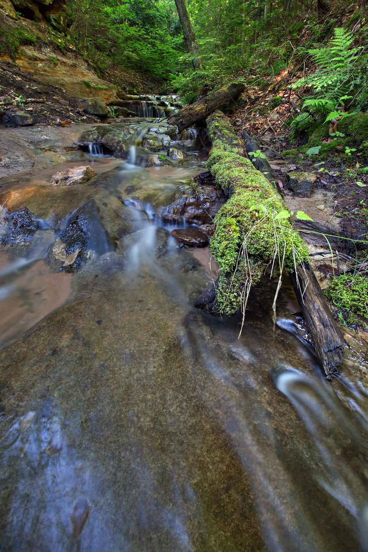 Munising River - Munising, MI  Canon 6D + Canon 17-40mm L