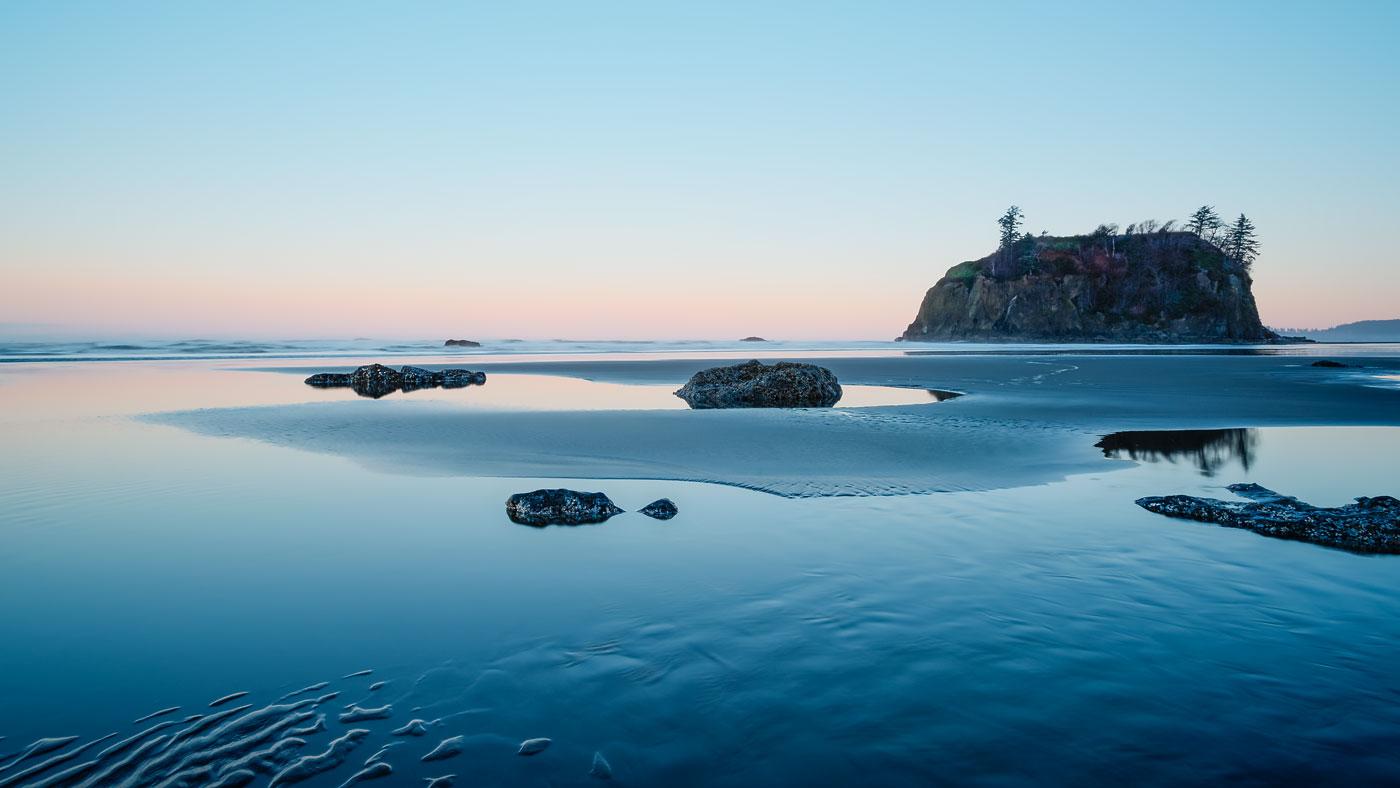 Visual Candy - Ruby Beach, Washington