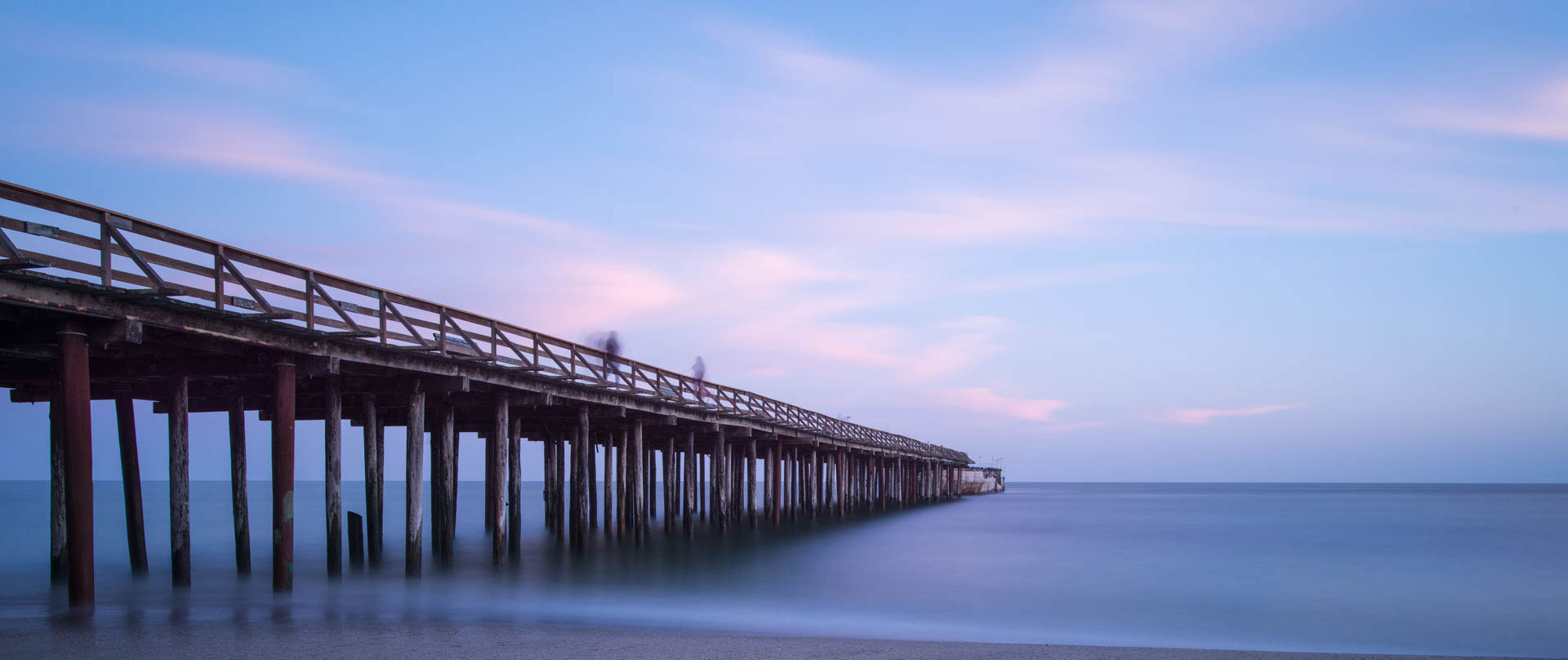 Stone Ship Pier - Santa Cruz, CA