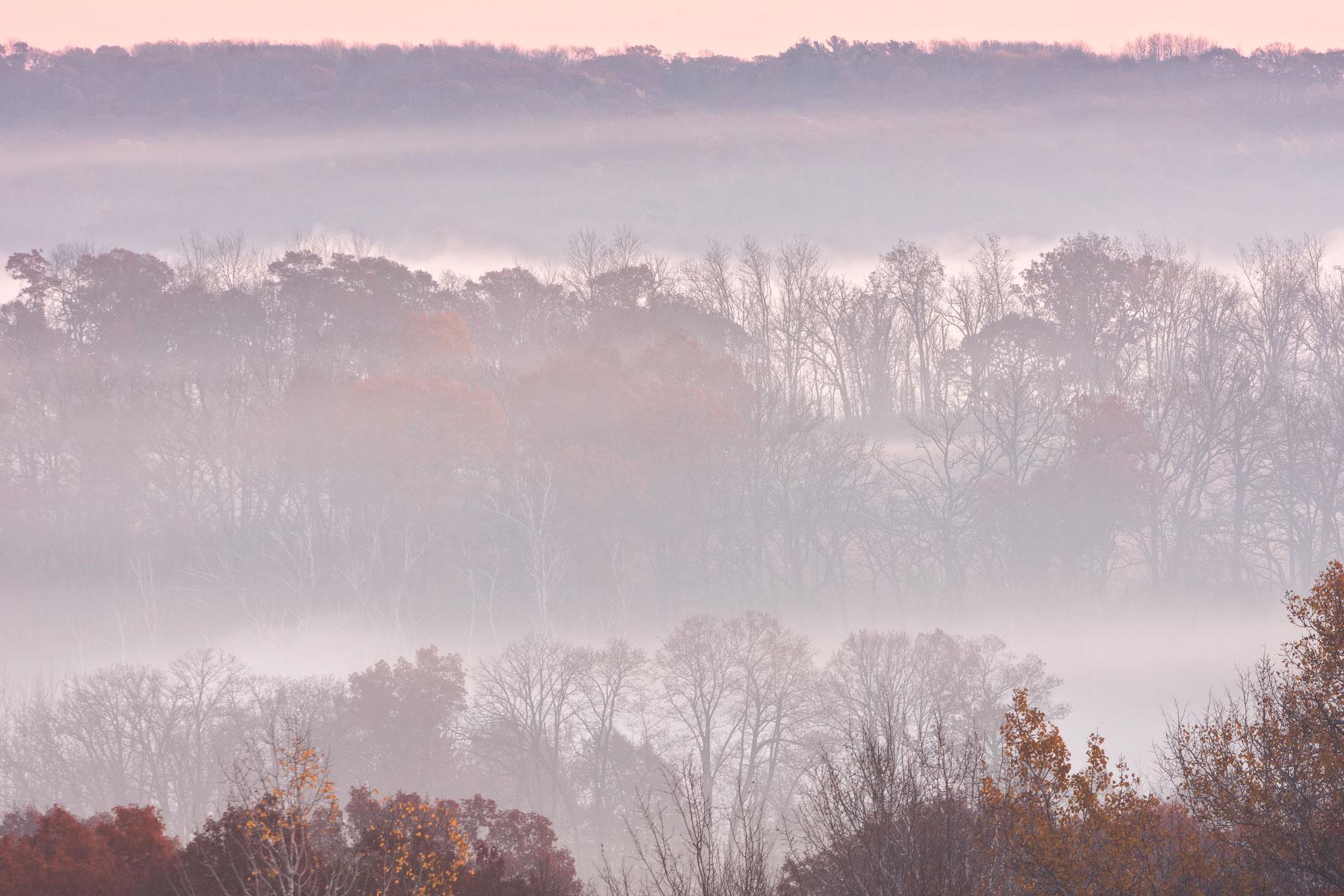 St. Croix Valley Sunrise - Minnesota  Nikon D7200 + Nikon 200-400mm f4.0 VR