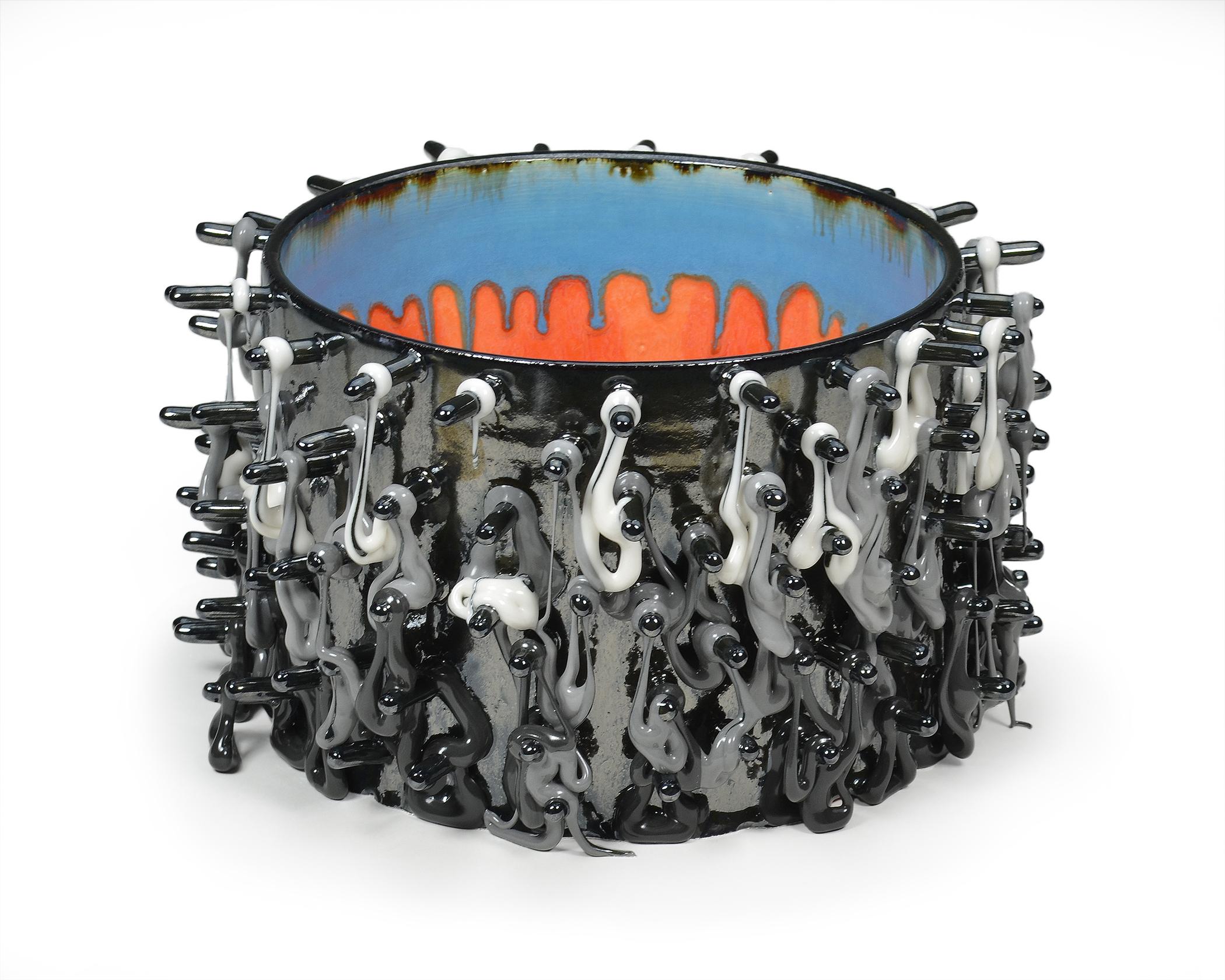 Untitled:Ceramic, glaze // 2018