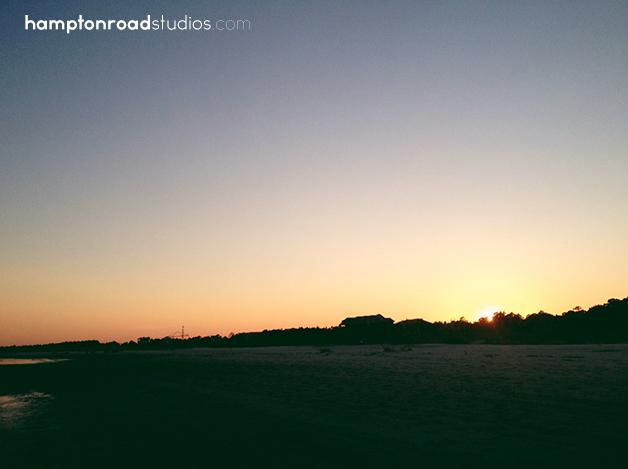 iphone port st joe sunset
