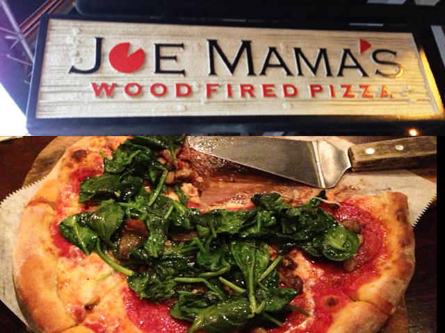 Joe Mamas Pizza