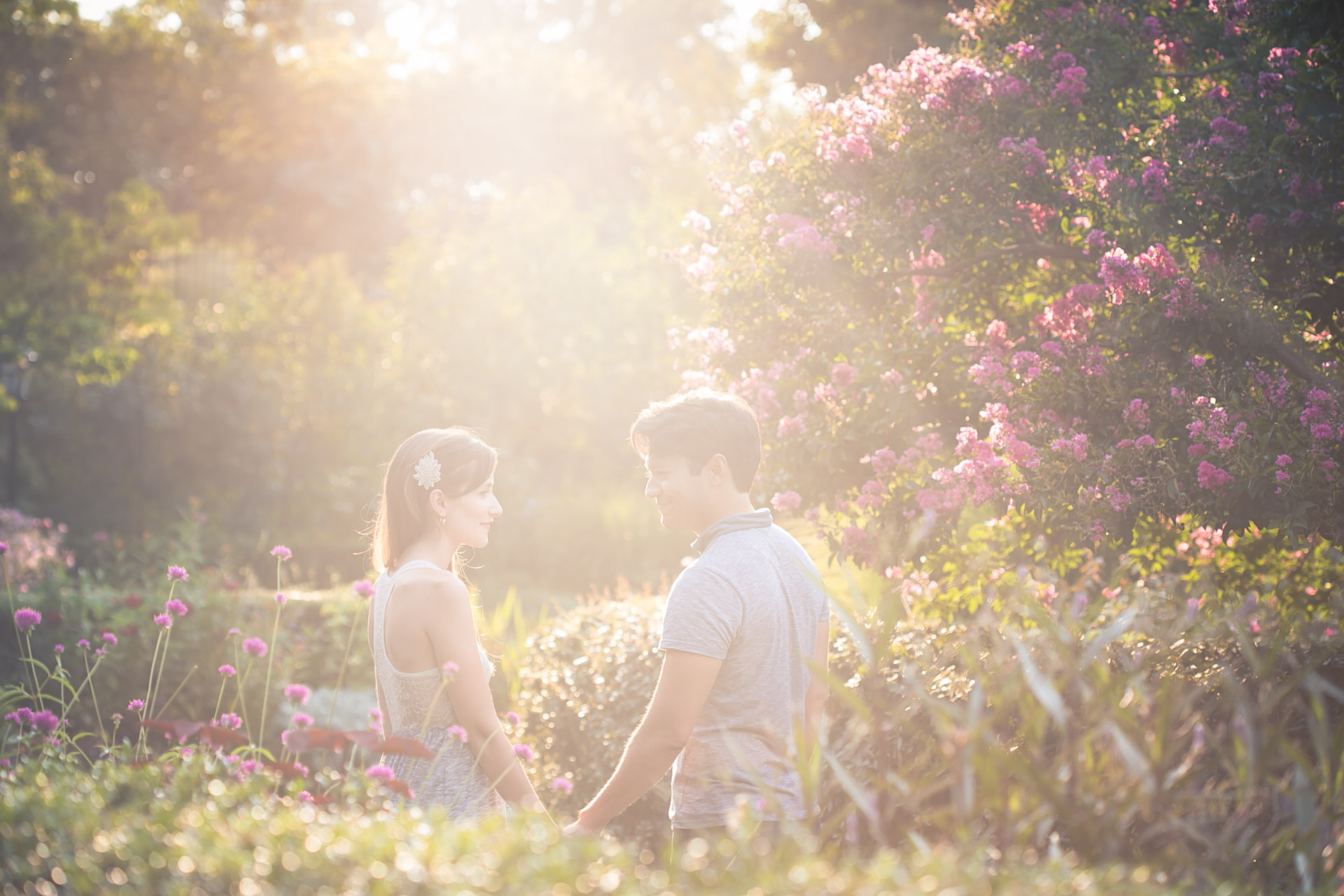 nyc - central park - engagement session - ethereal