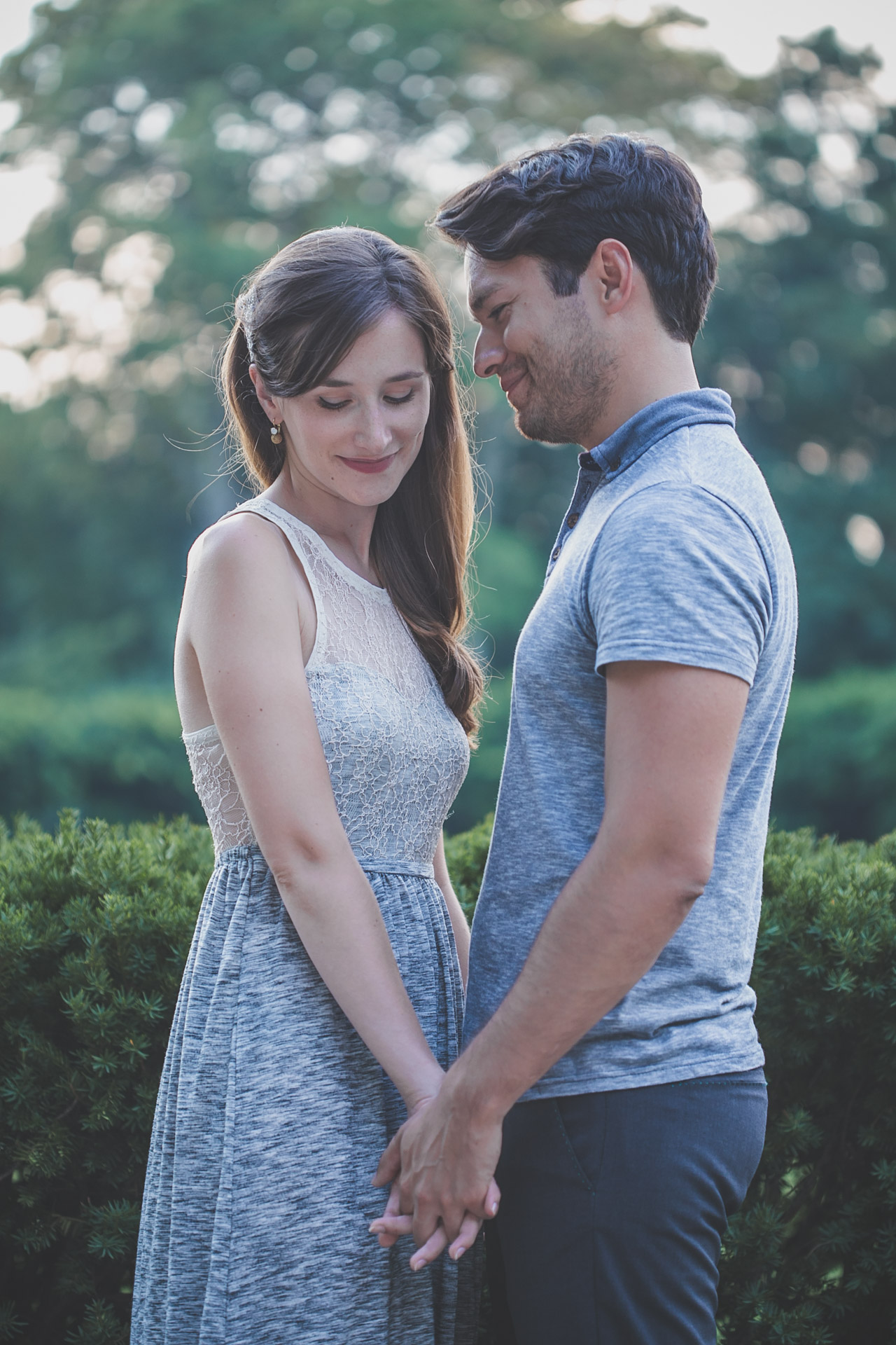 nyc - central park - engagement session