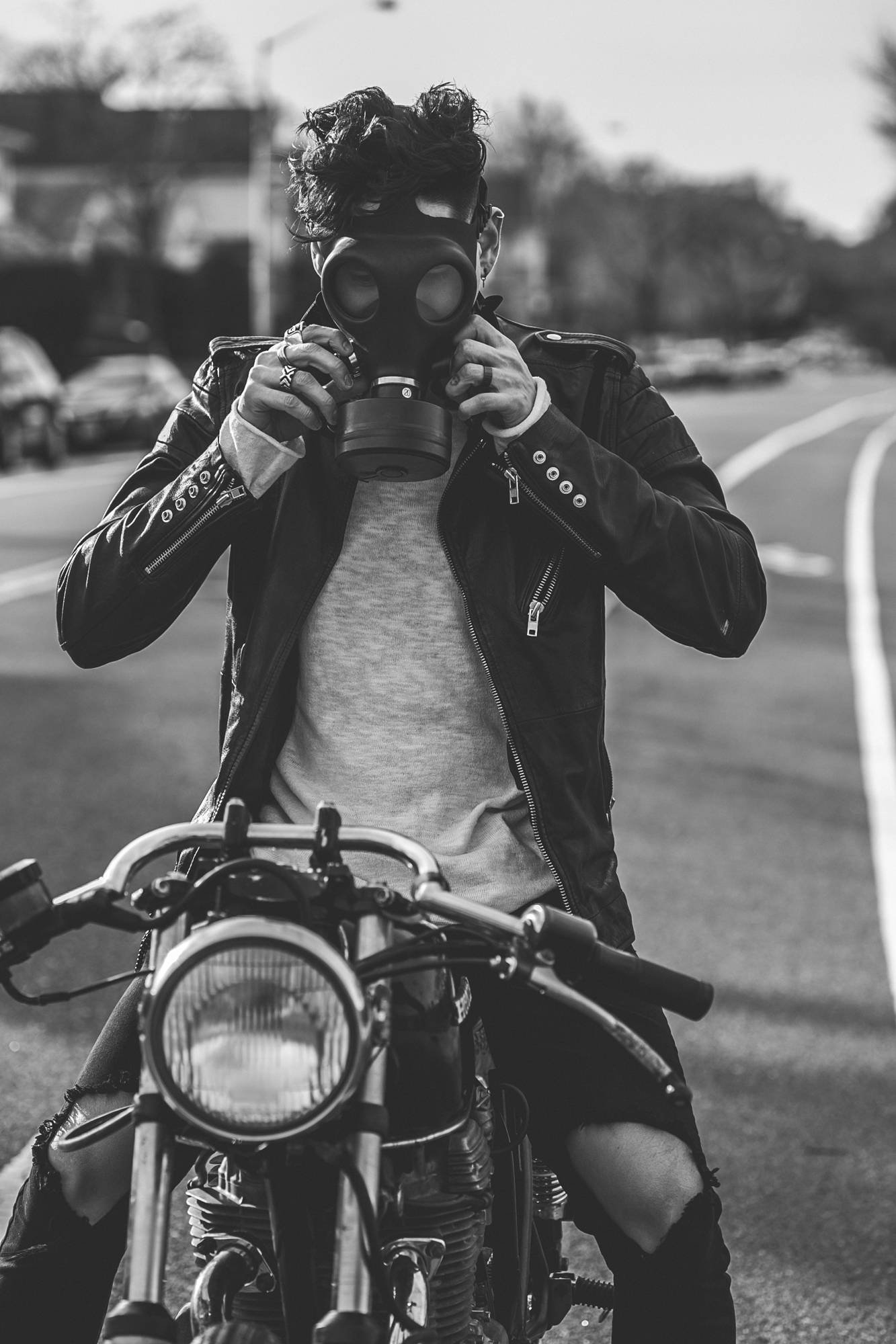 tattoos-  motorcycles-caferacers