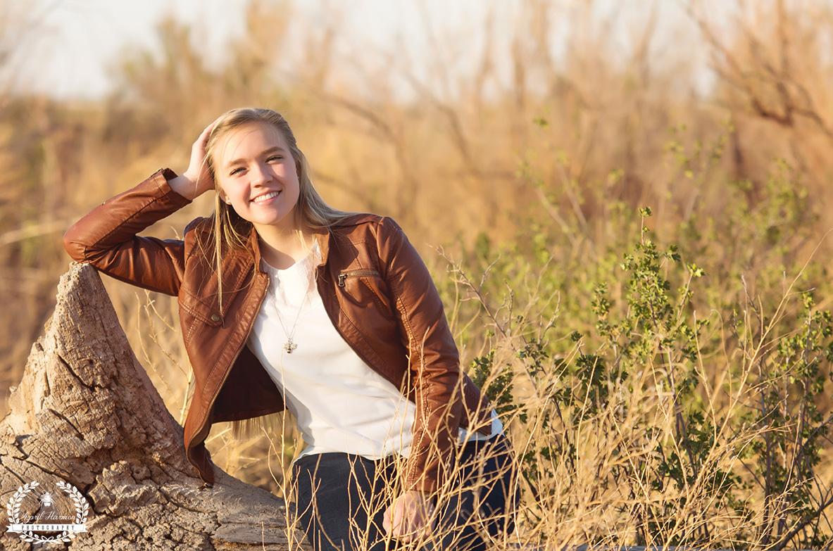 Deerfield Senior photography