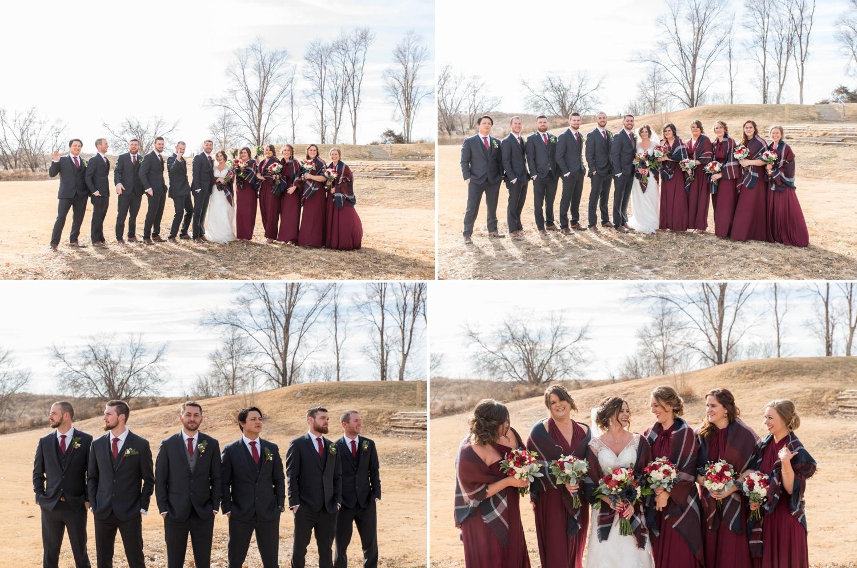 Lakin Kansas Winter Wedding Photography 11.jpg