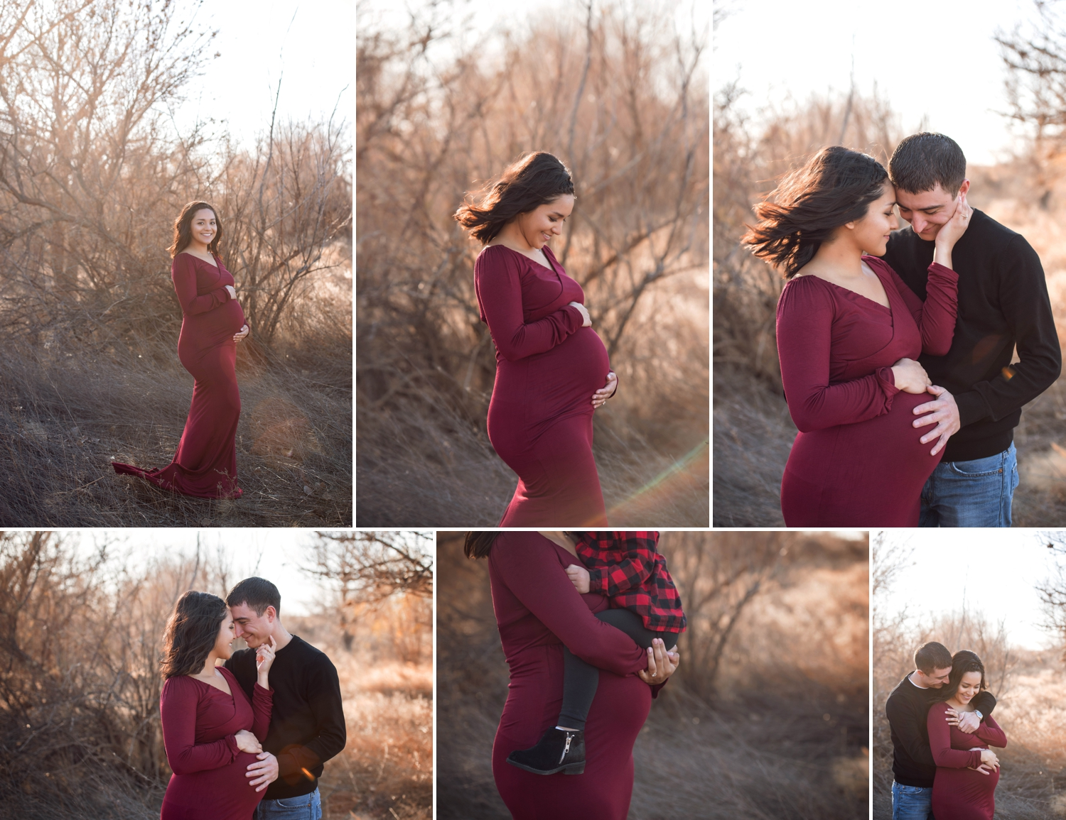 winter maternity photography garden city kansas 2.jpg