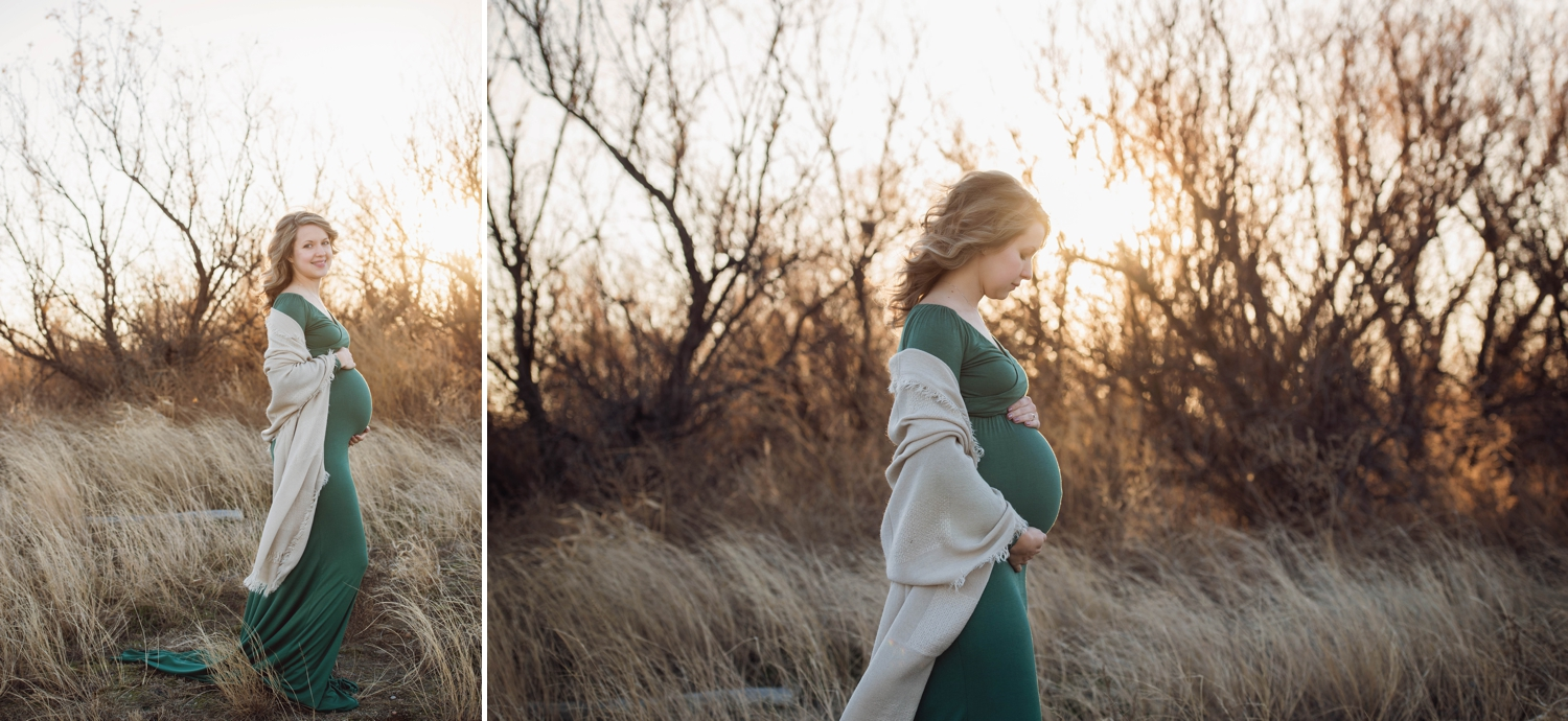 winter maternity photography southwest kansas 2.jpg