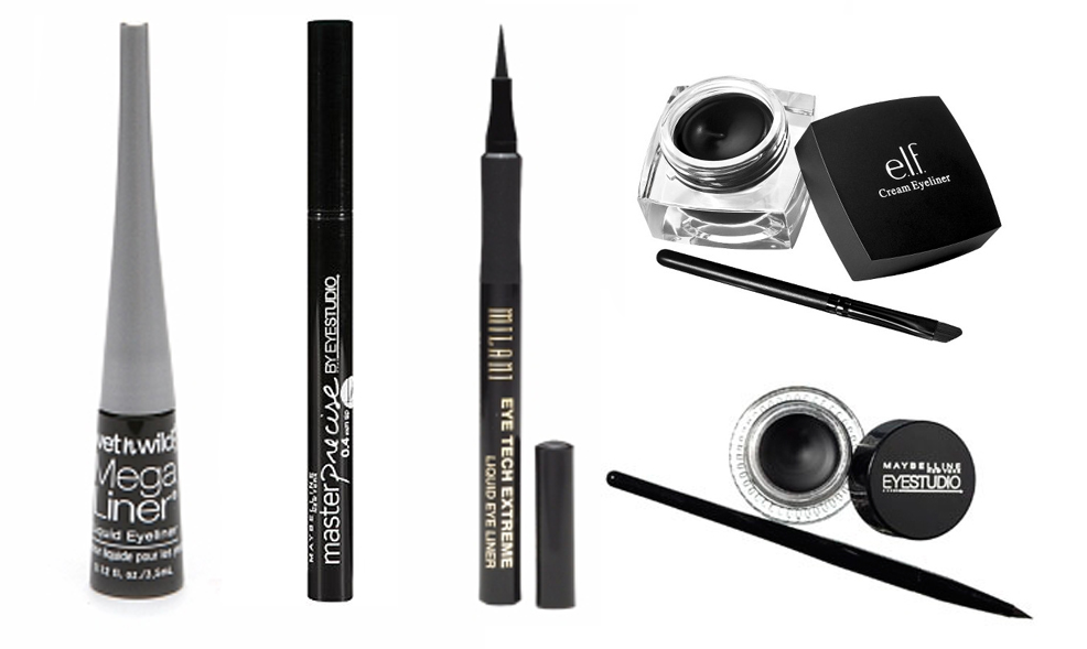 Eye Liner Talk: Finding What Works Best for You! — Vile Company