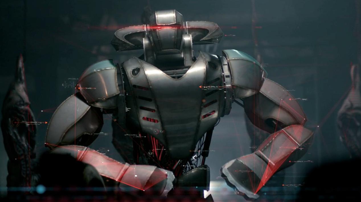 SyFy - ROBOT COMBAT LEAGUE