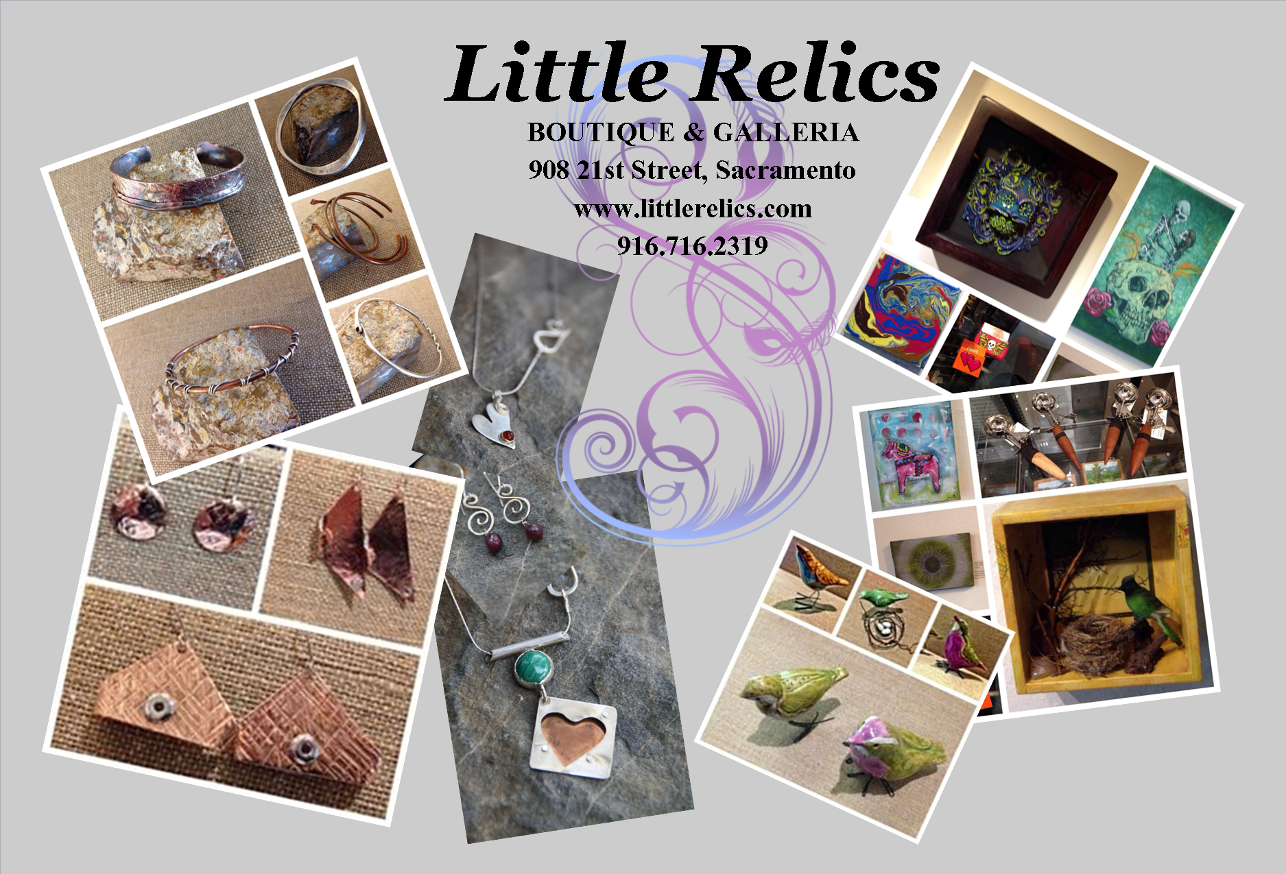 generic 2014 little relics flyer.png