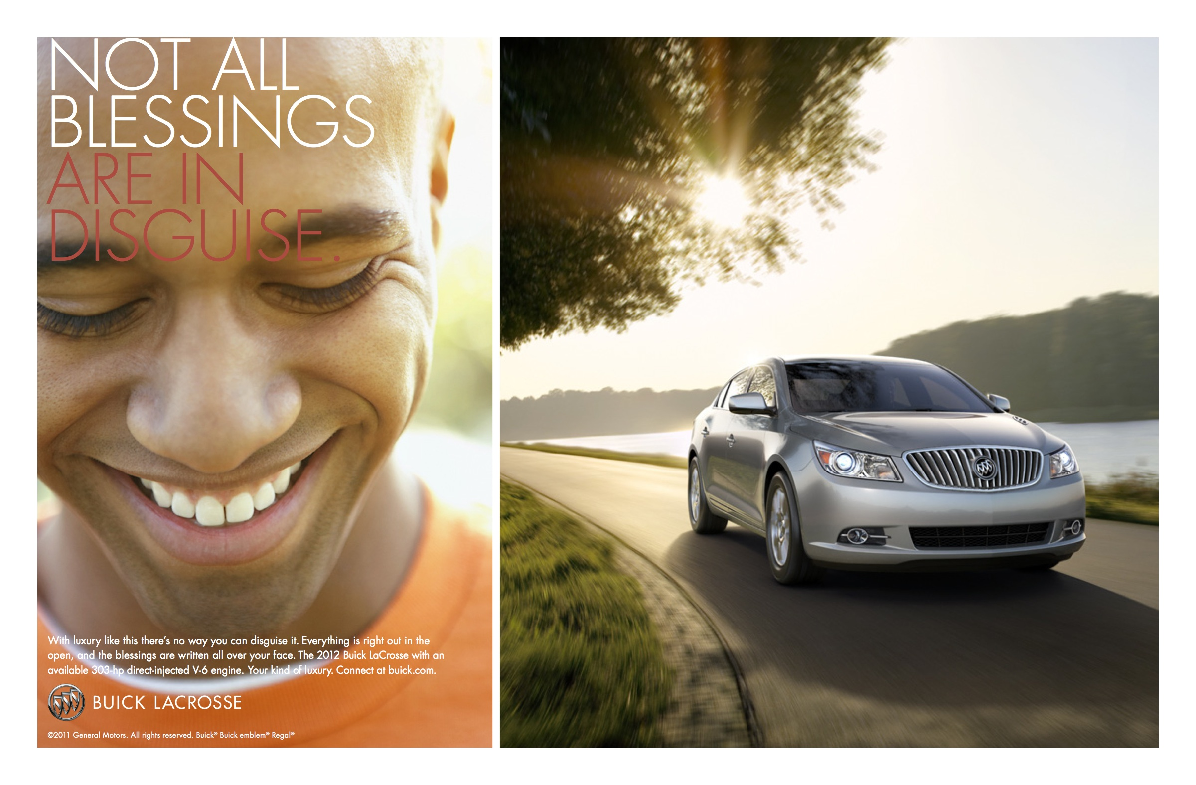 "BUICK ""Blessings"""
