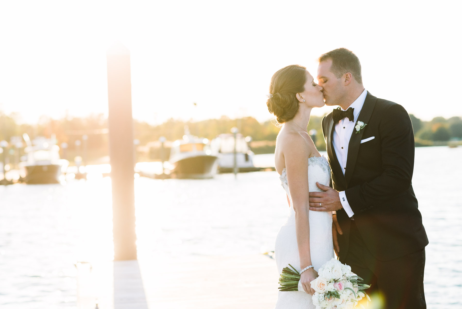 Riverhouse at Rumson Country Club Wedding