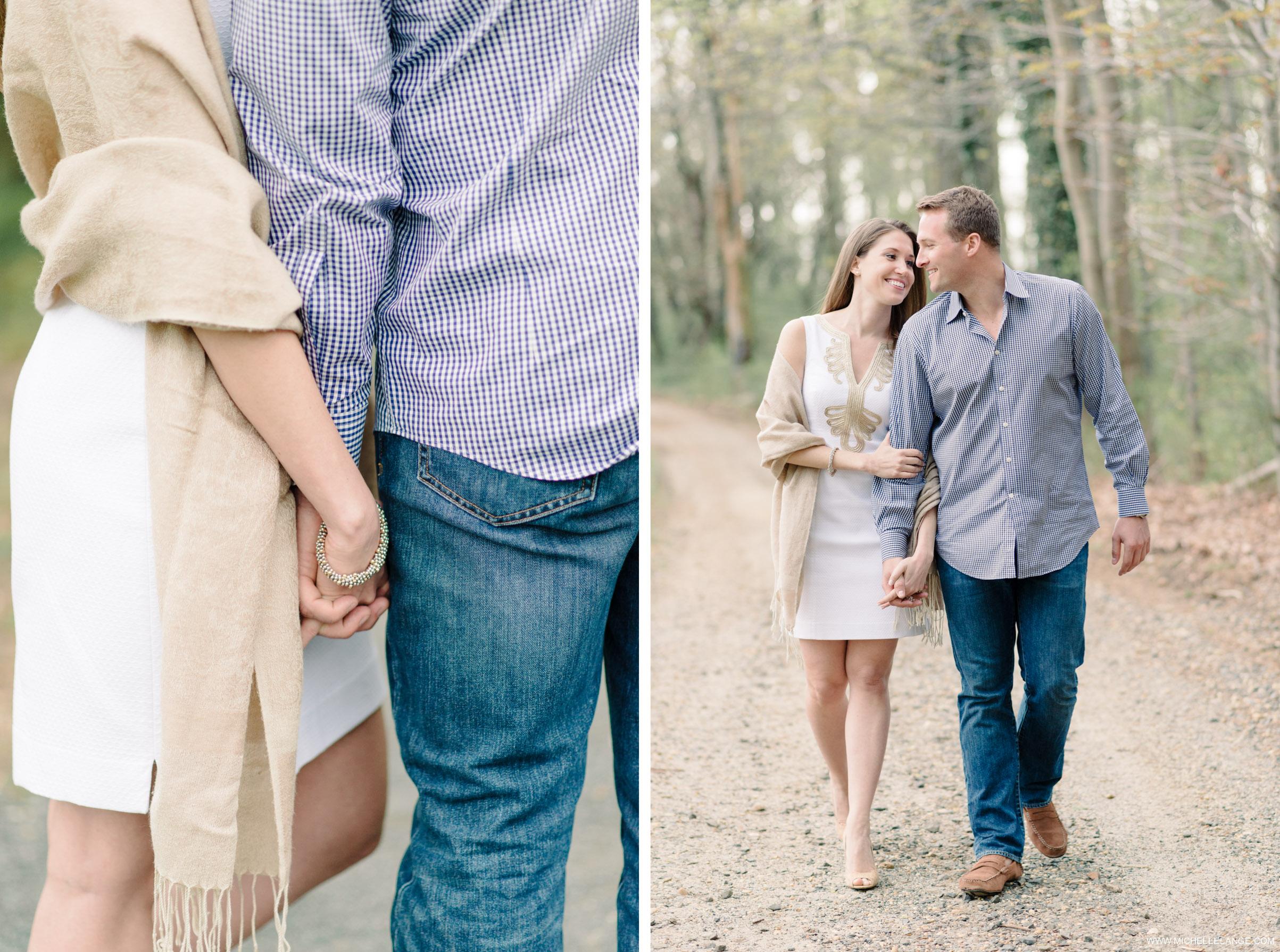 Deep Cut Gardens New Jersey Engagement Photographer