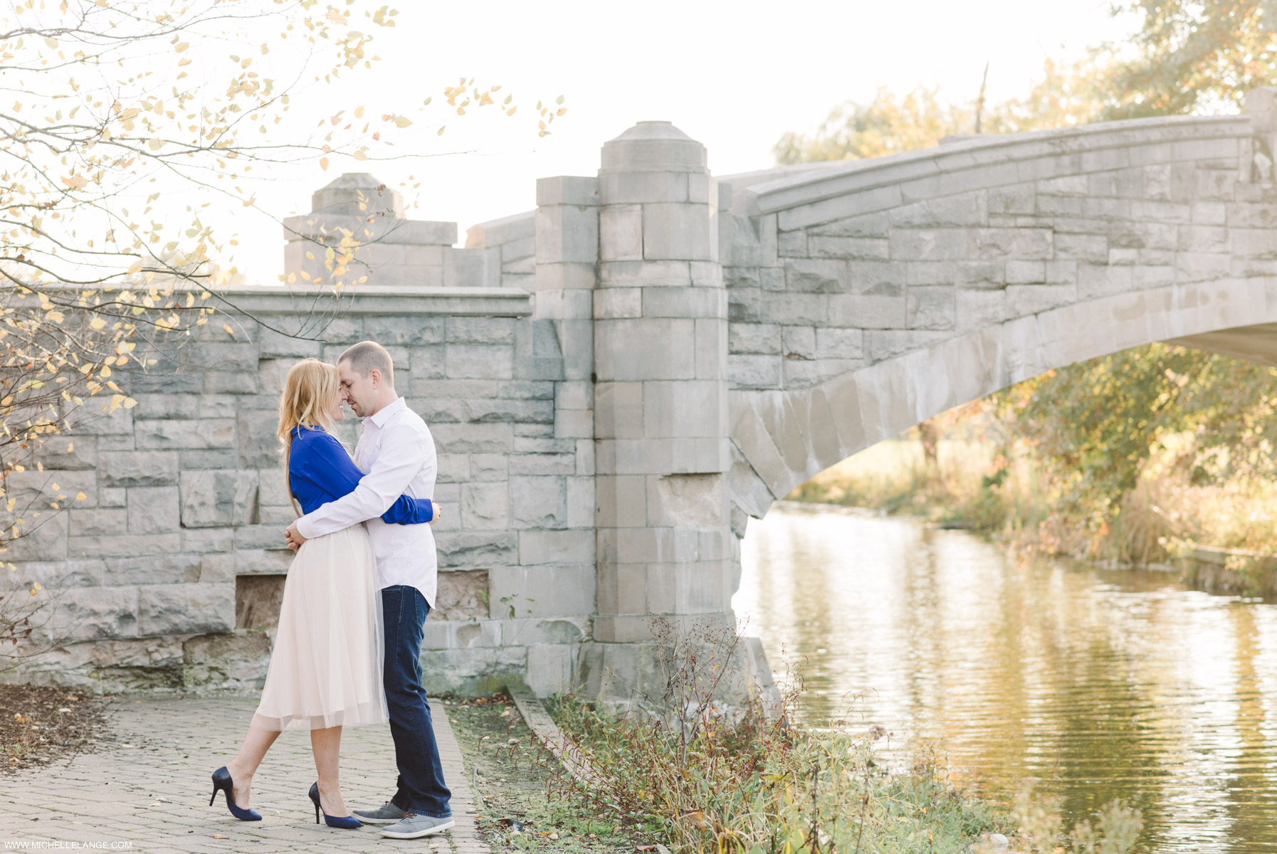 Verona Park New Jersey Engagement Photographer