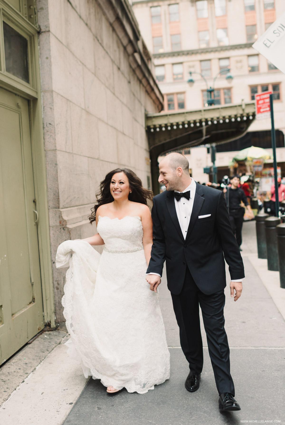 The Yale Club Wedding