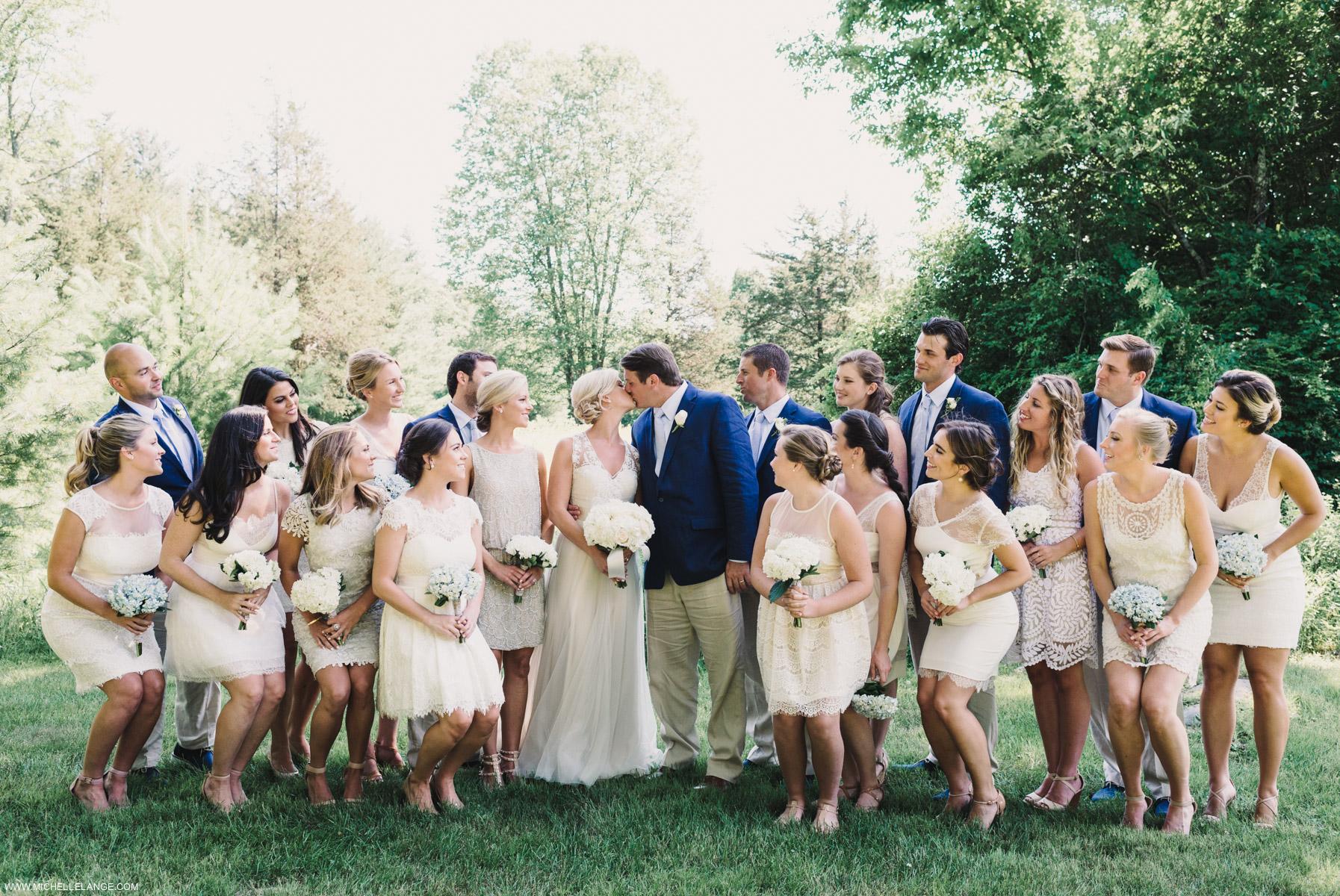 Connecticut Private Estate Wedding