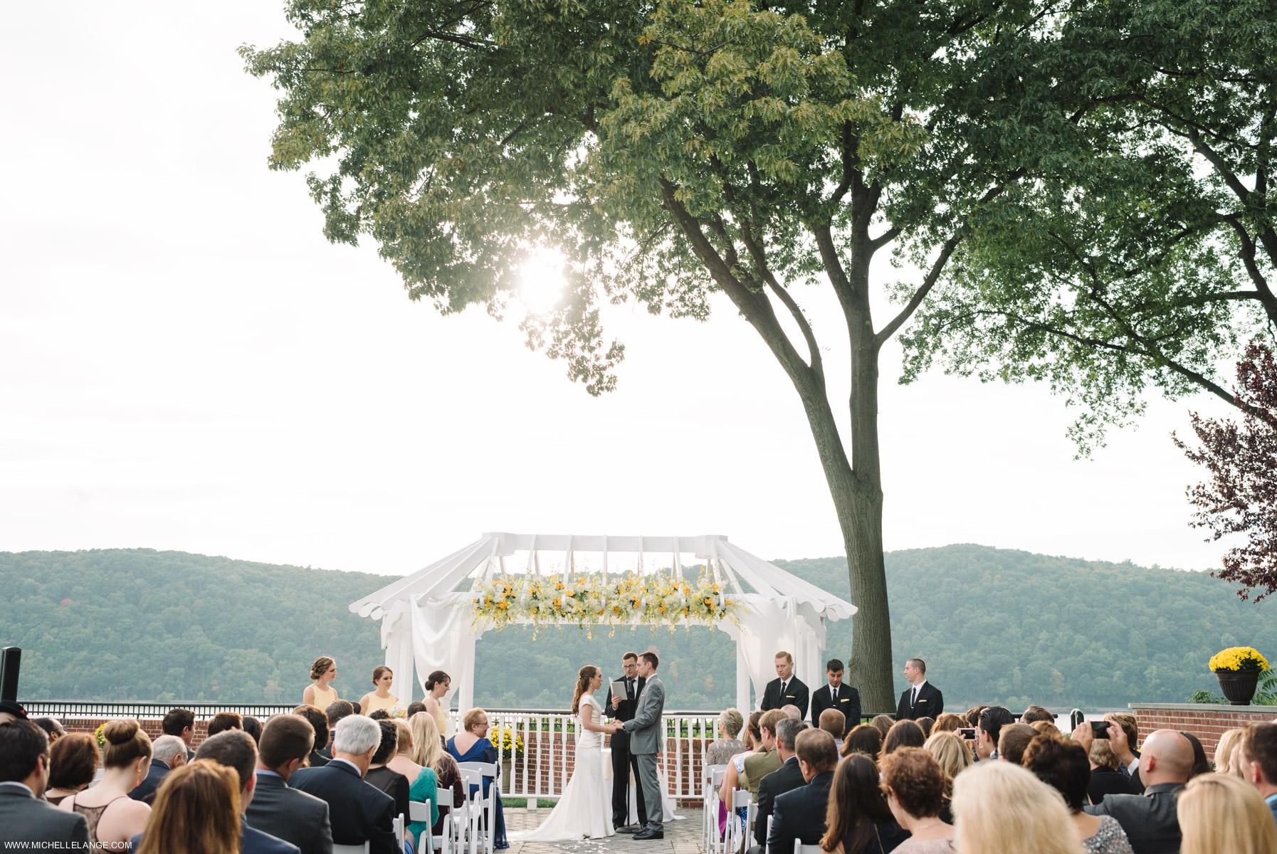 Grandview at Poughkeepsie Wedding