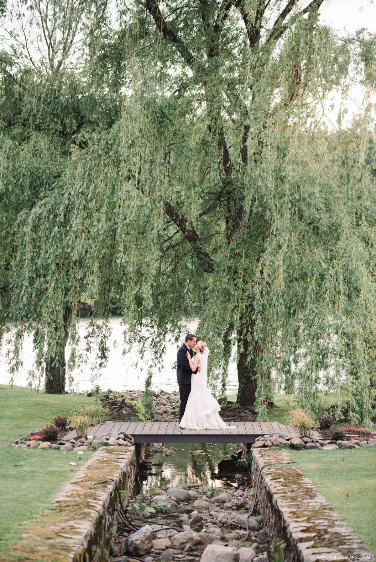 The Old Daley Inn on Crooked Lake Wedding