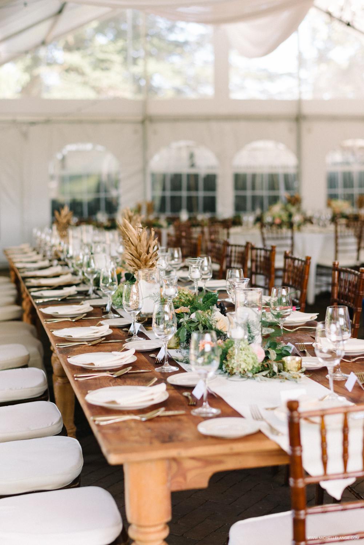 The Inn at Fernbrook Farms Wedding