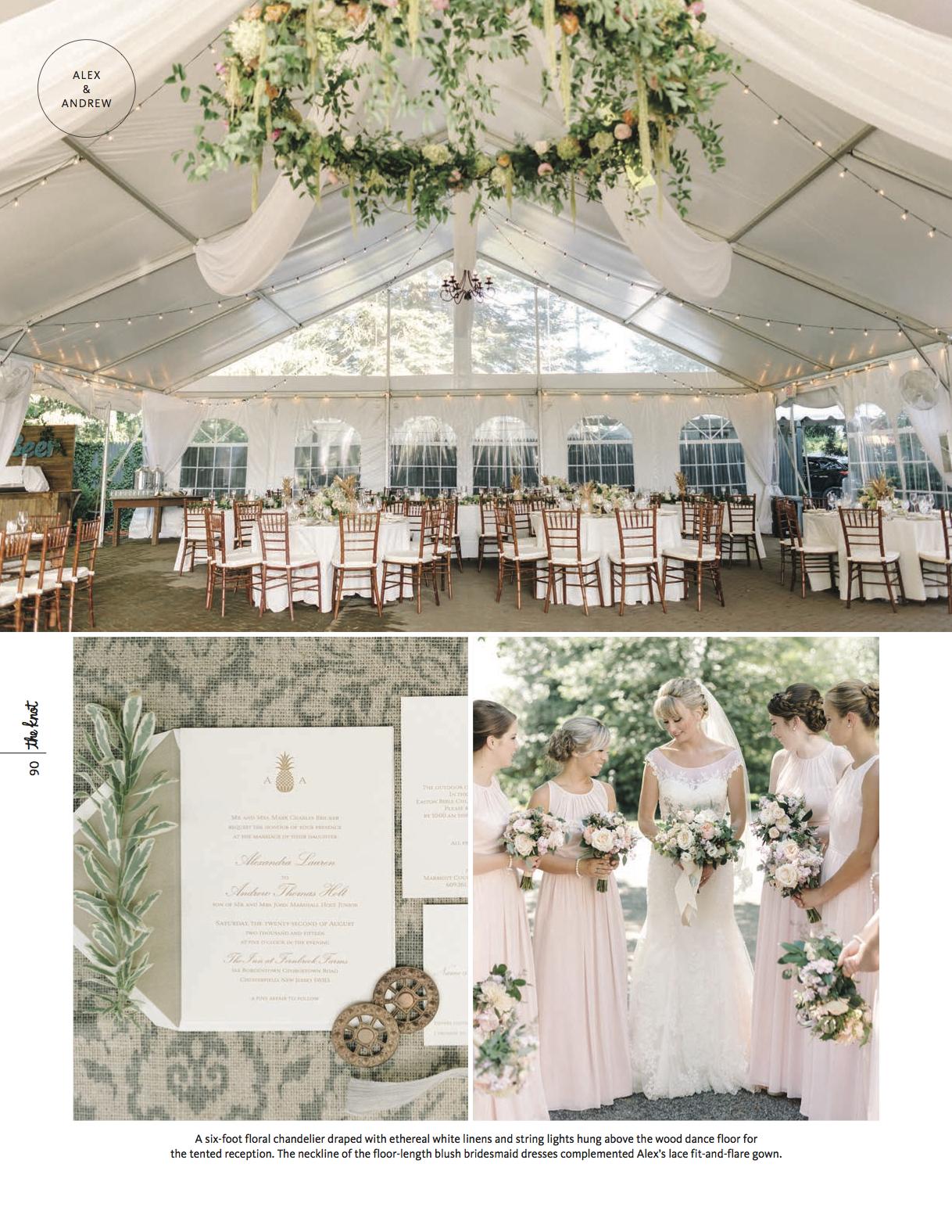 Inn at Fernbrook Farms NJ Wedding Photographer