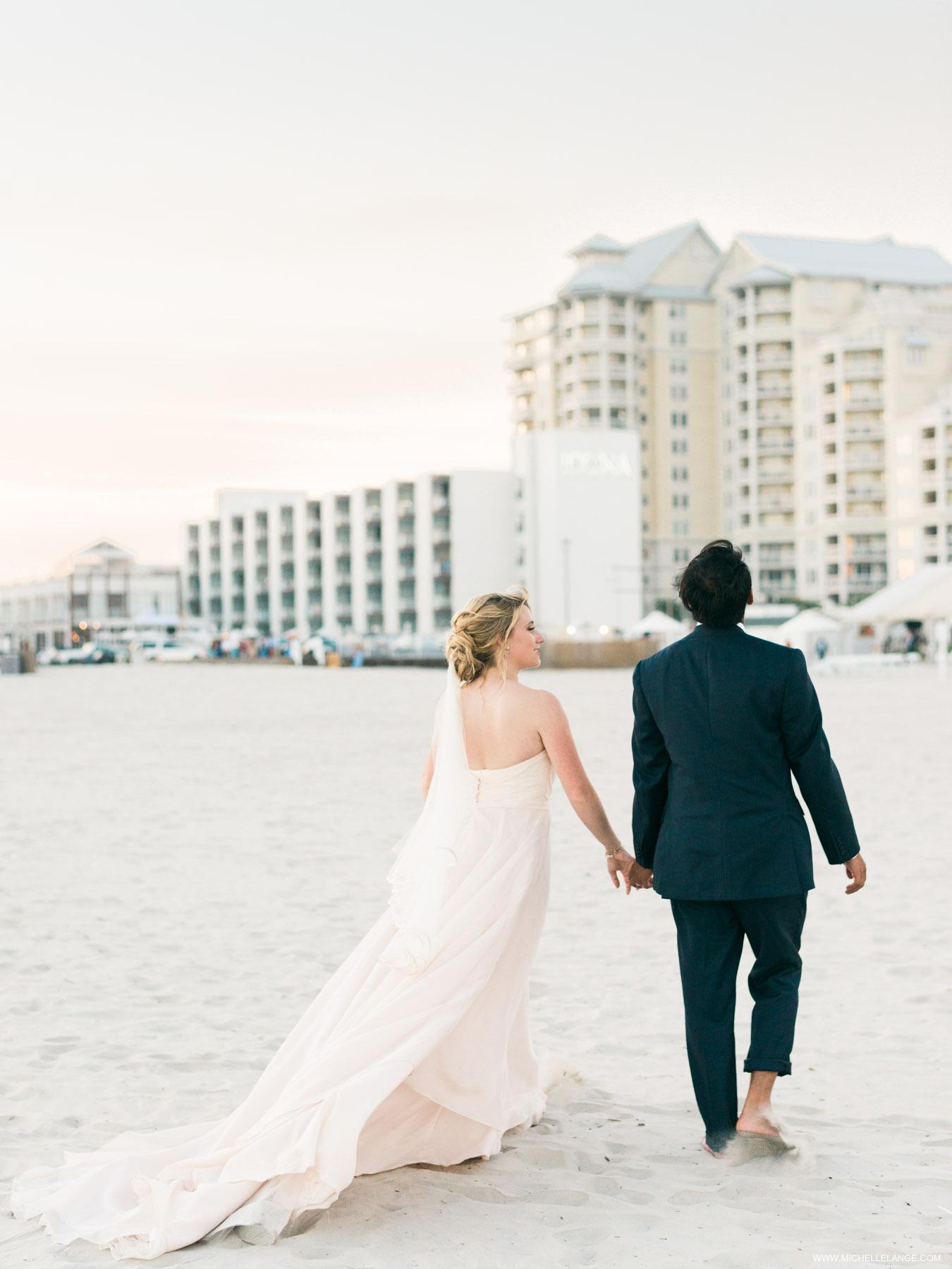 Hotel Icona Cape May NJ Wedding Photographer