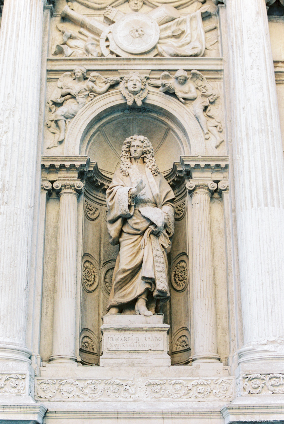 Venice Travel Photography - Statue