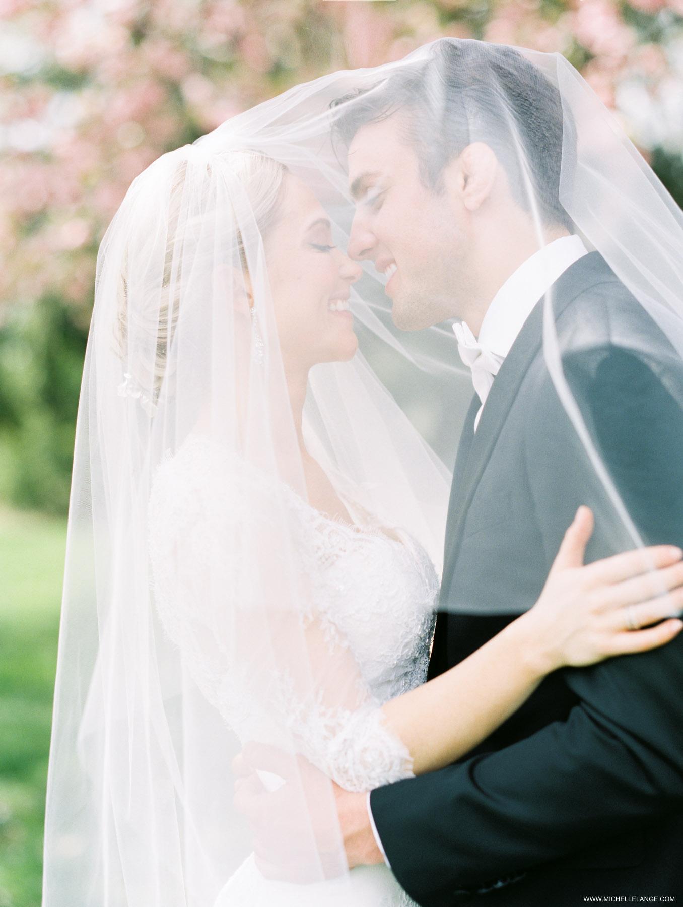 Frelinghuysen Arboretum Morristown NJ Wedding Photography