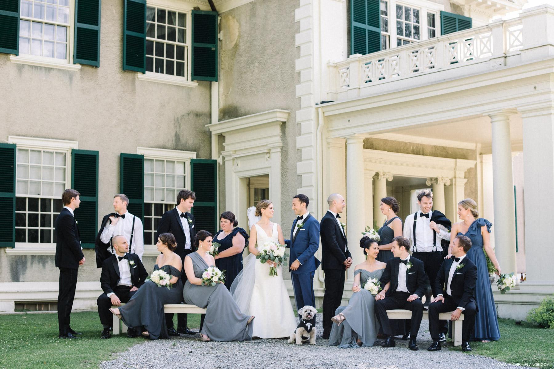 Hildene Estate Wedding in Vermont